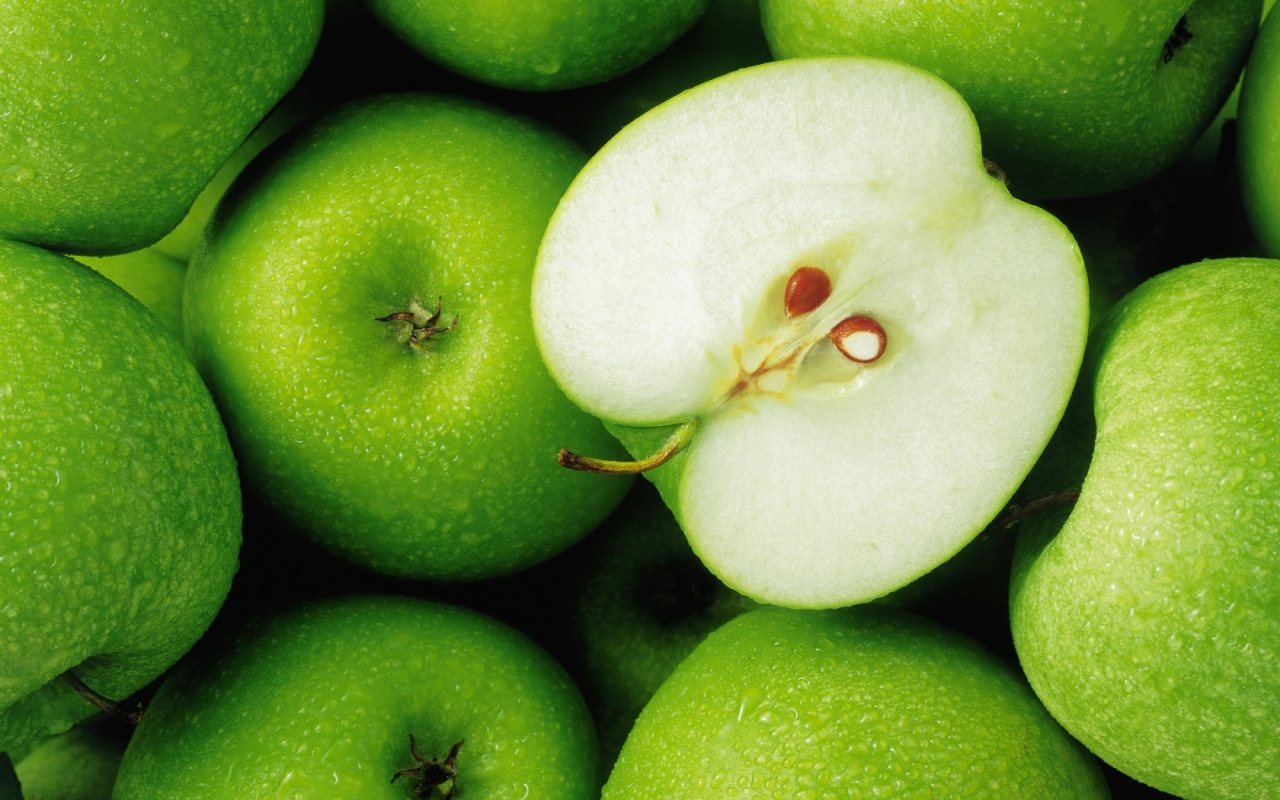Green Apple Pictures