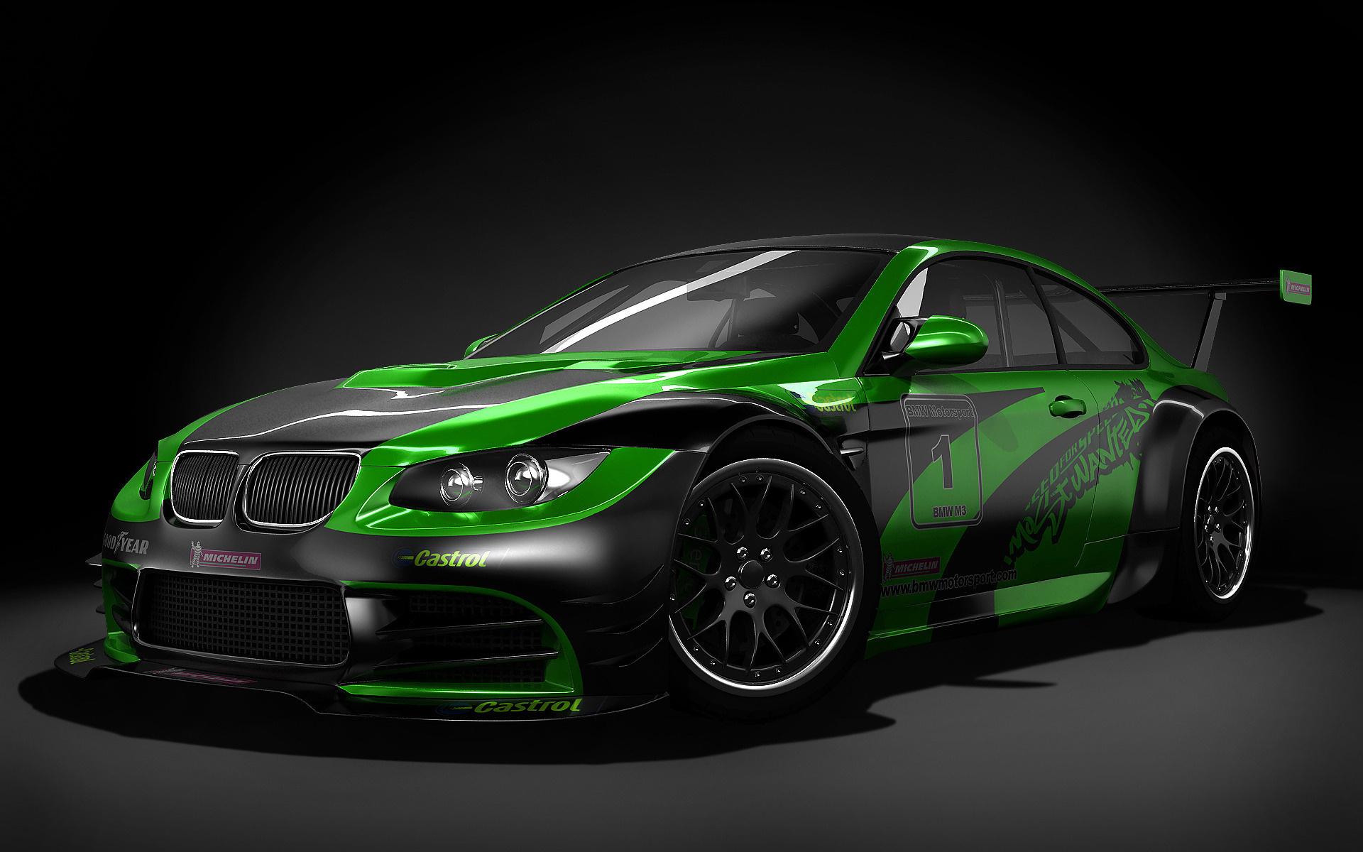 Green Car Wallpaper 32622 1920x1200 px