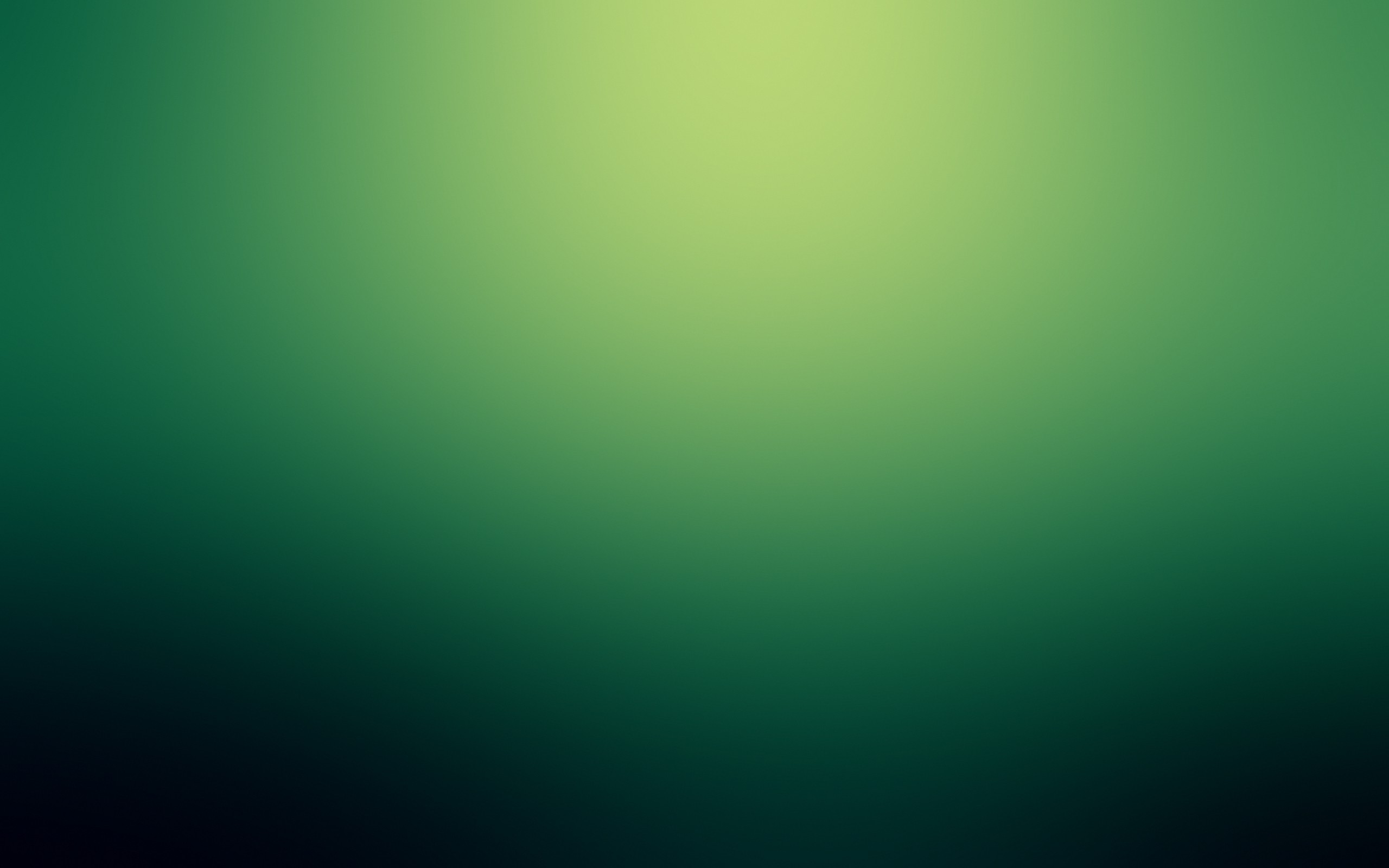 Green Gradient Wallpaper 2560x1600px