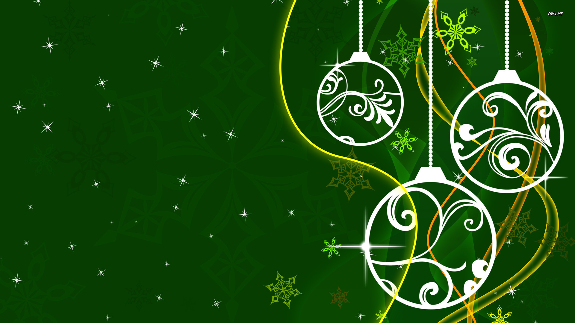 Green Holiday Backgrounds