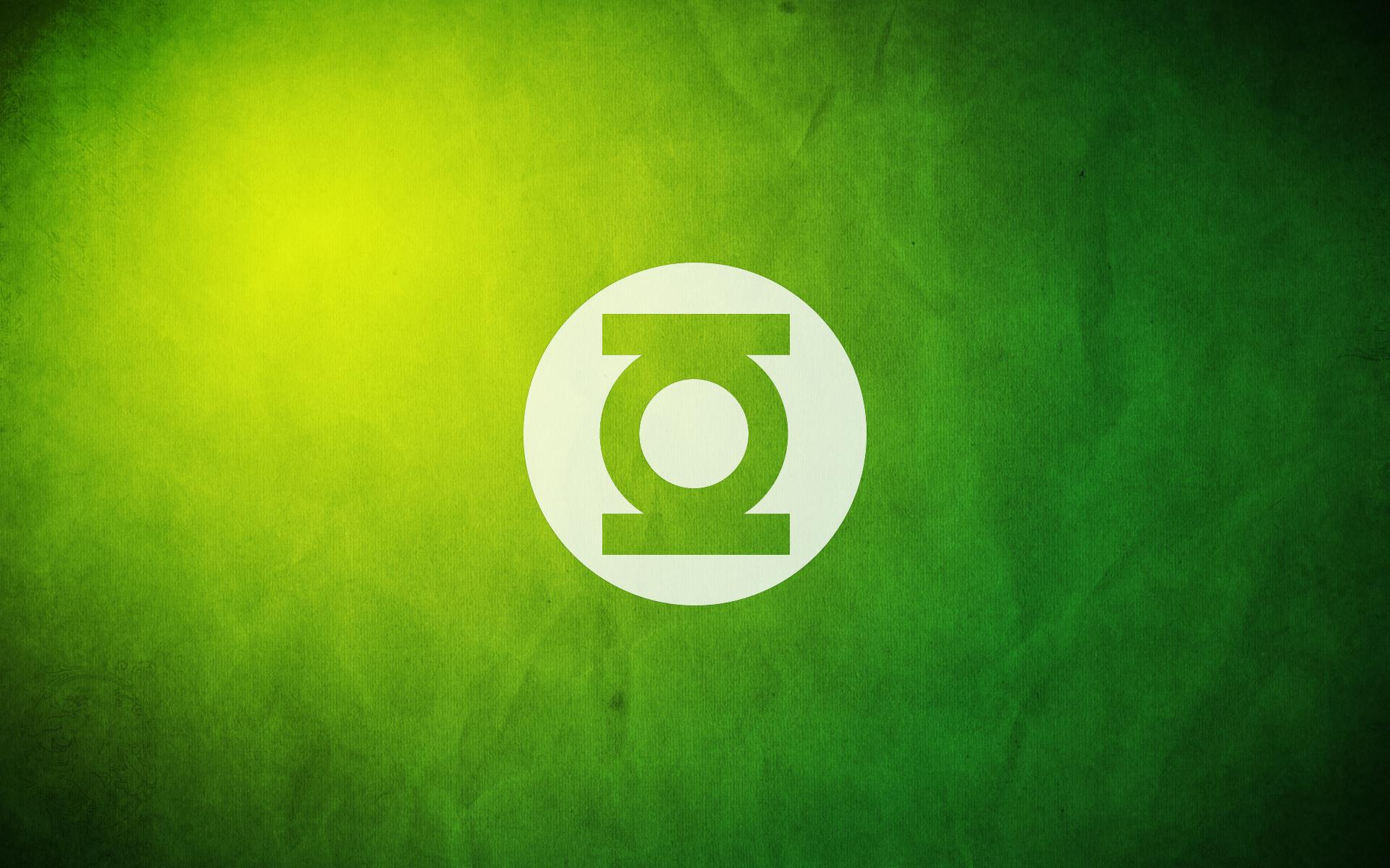 Green Lantern Logo Wallpaper