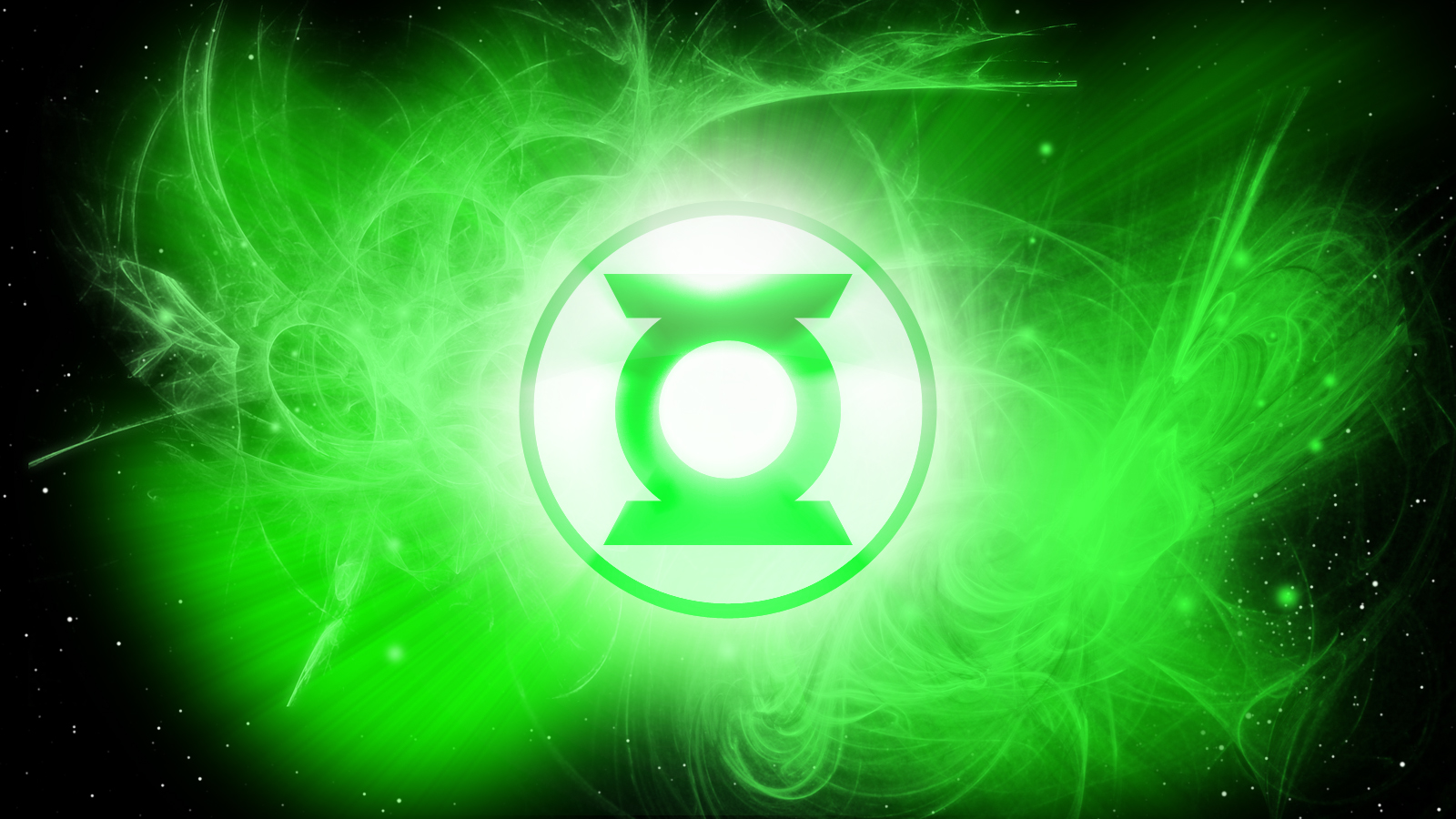 Green Lantern Wallpaper