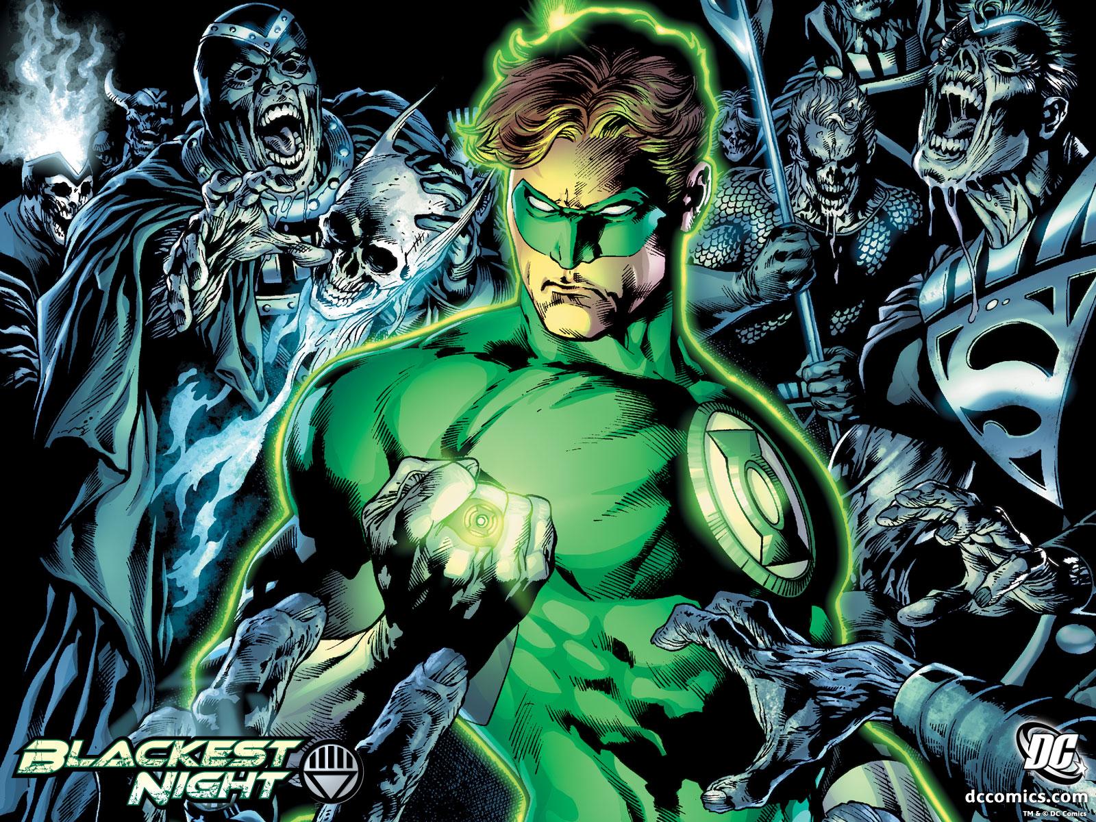 HD Wallpaper | Background ID:87662. 1600x1200 Comics Green Lantern
