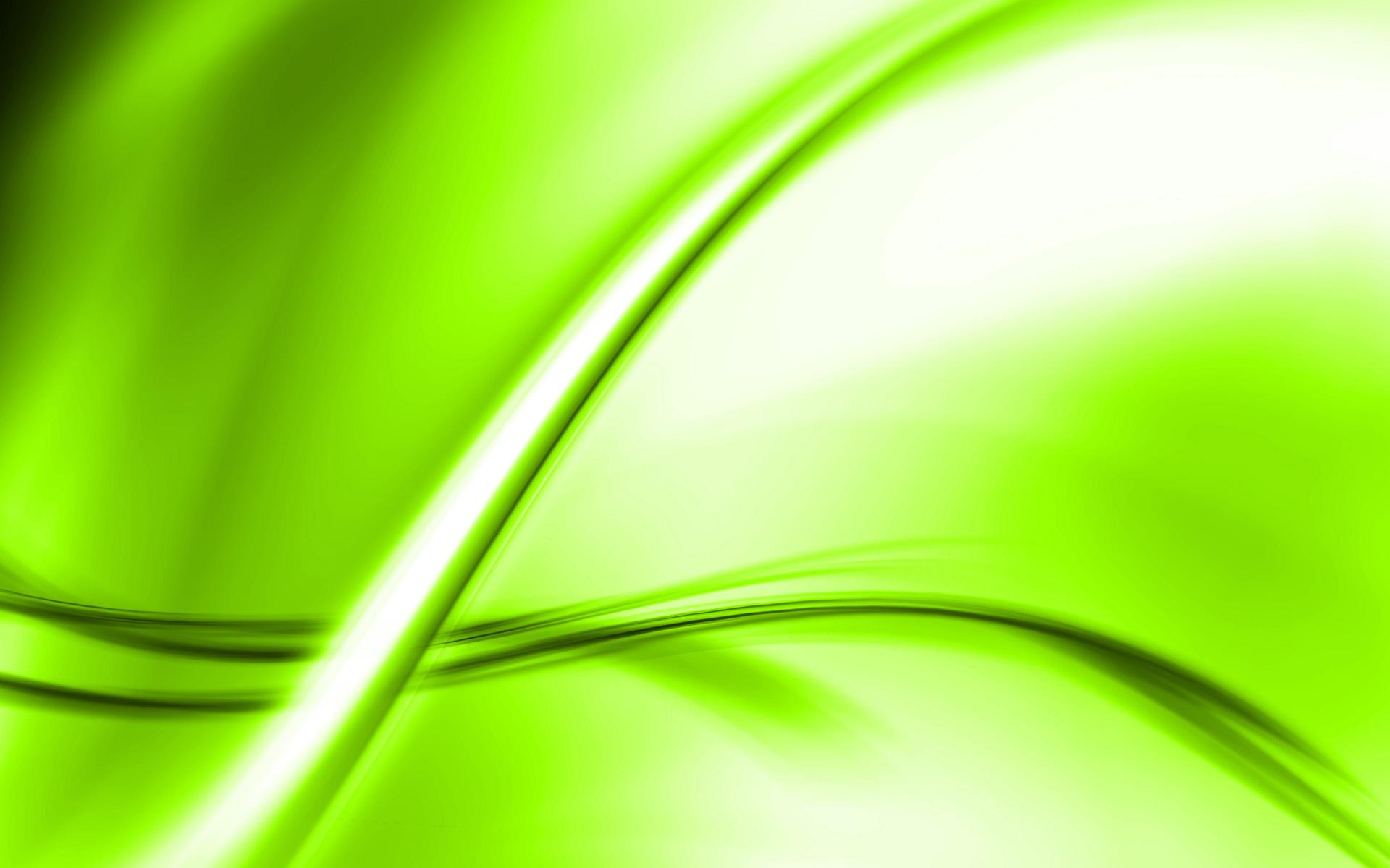 Light Green Abstract Wallpaper