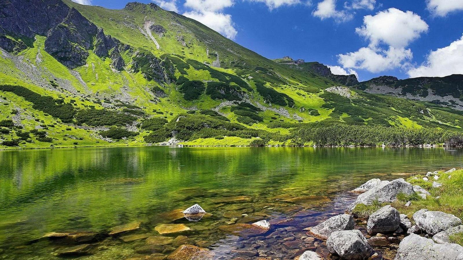 green mountain lake 1