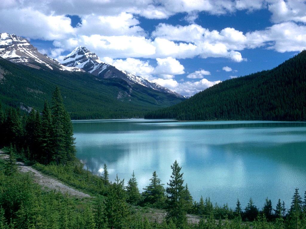green mountains lake 1