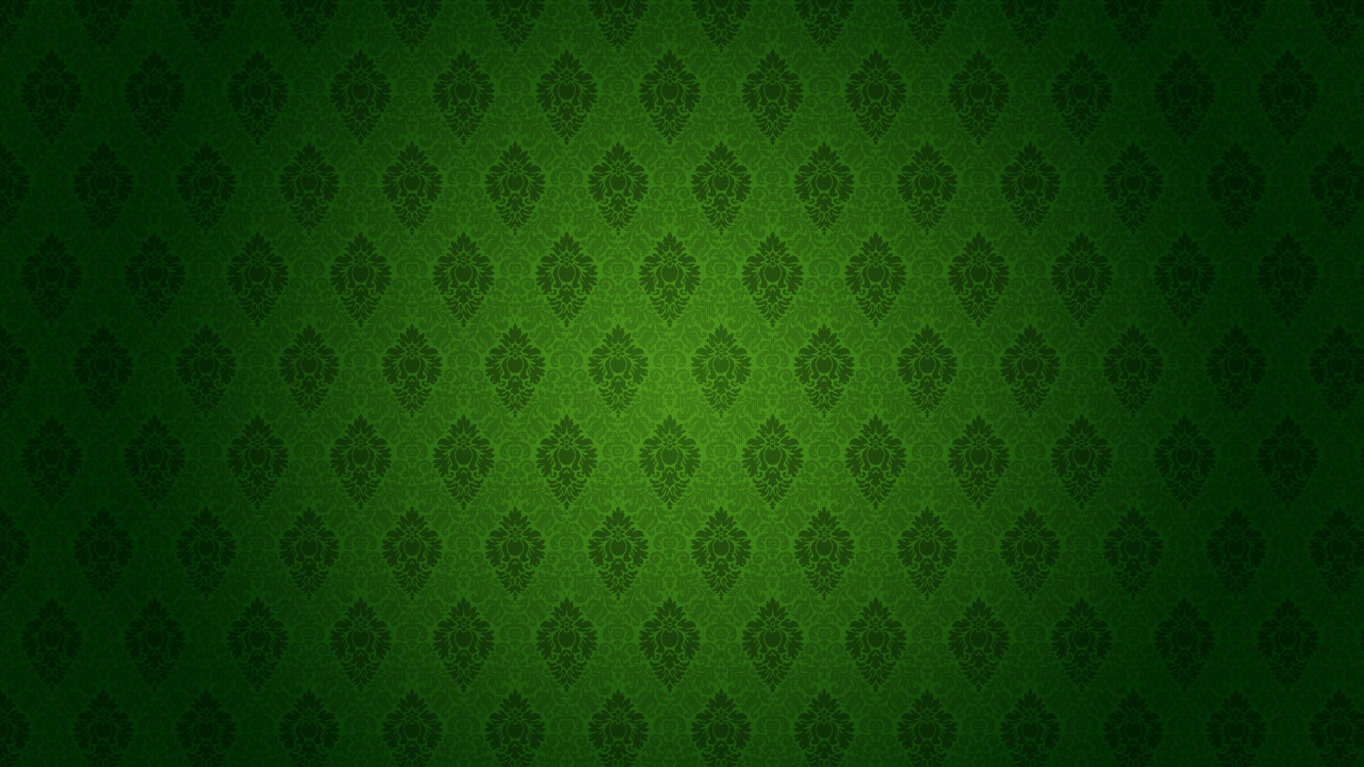 Green Pattern Wallpaper 39246