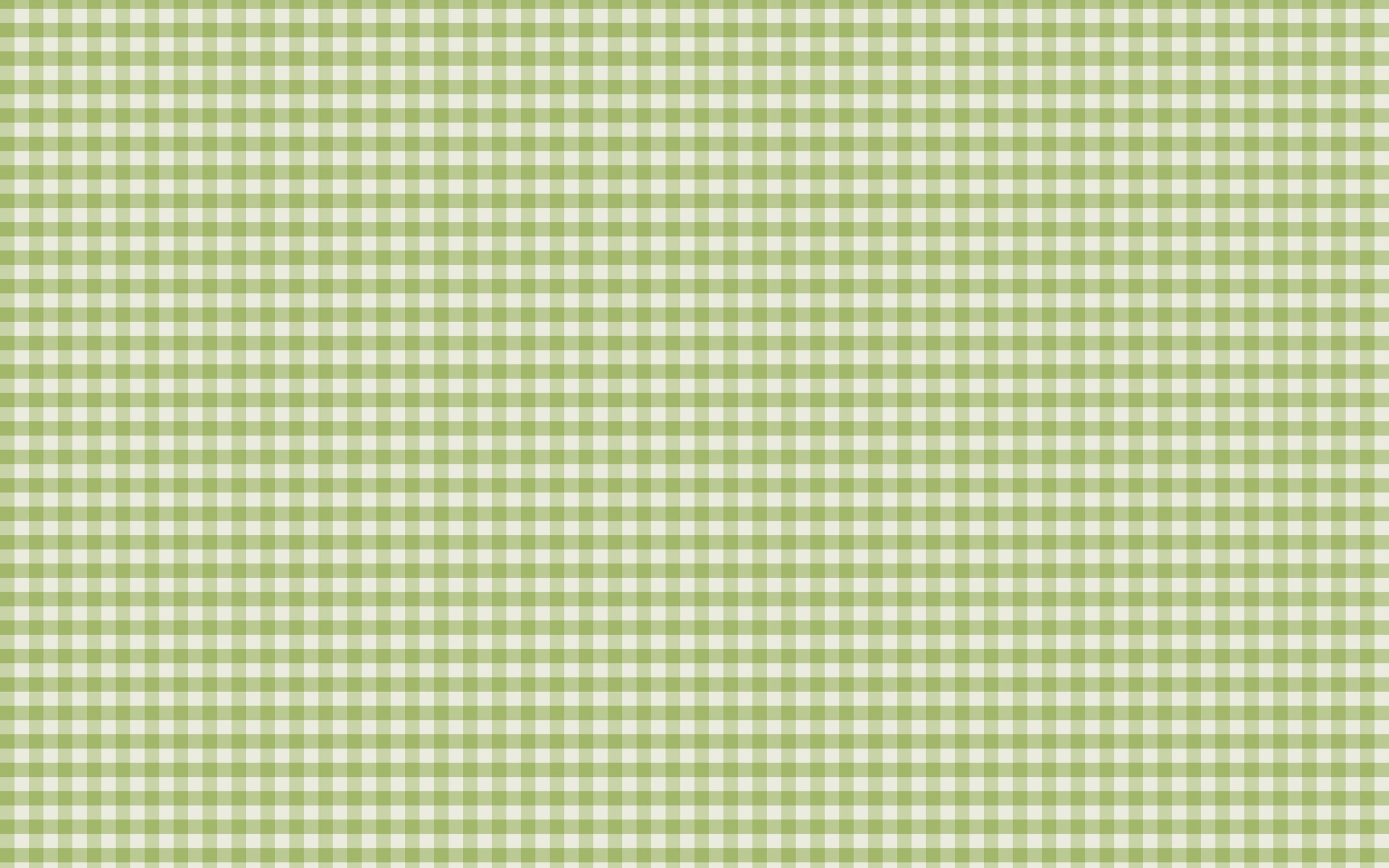 Green Plaid Wallpaper
