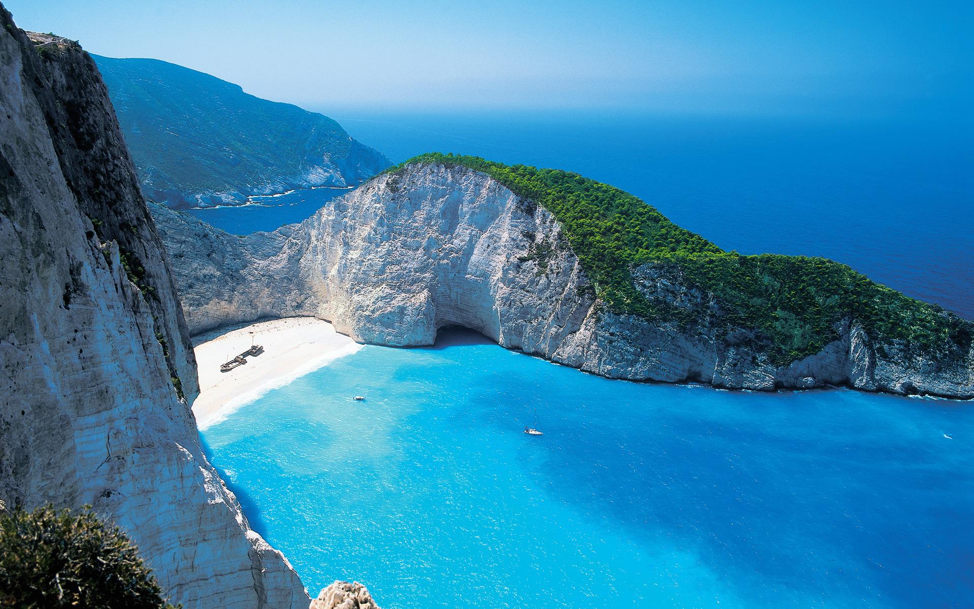 Green sea zakinthos greece