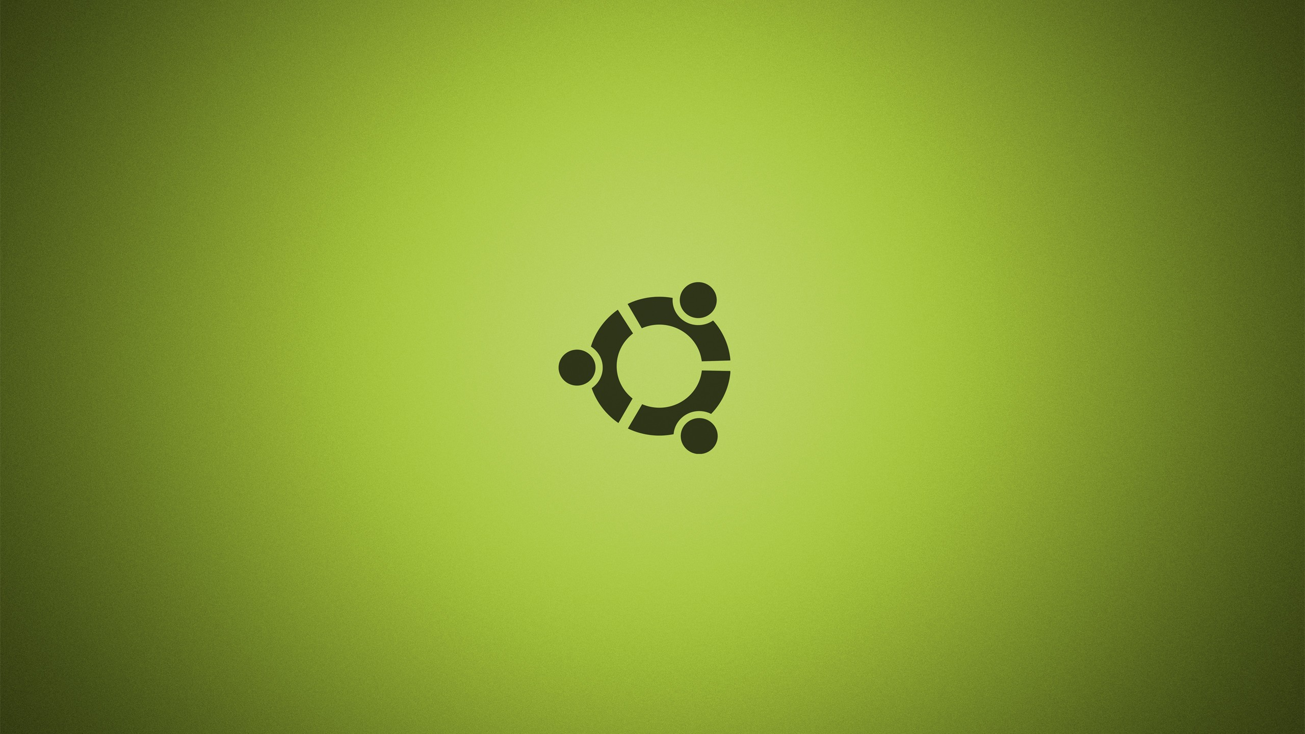 Green Ubuntu Wallpaper