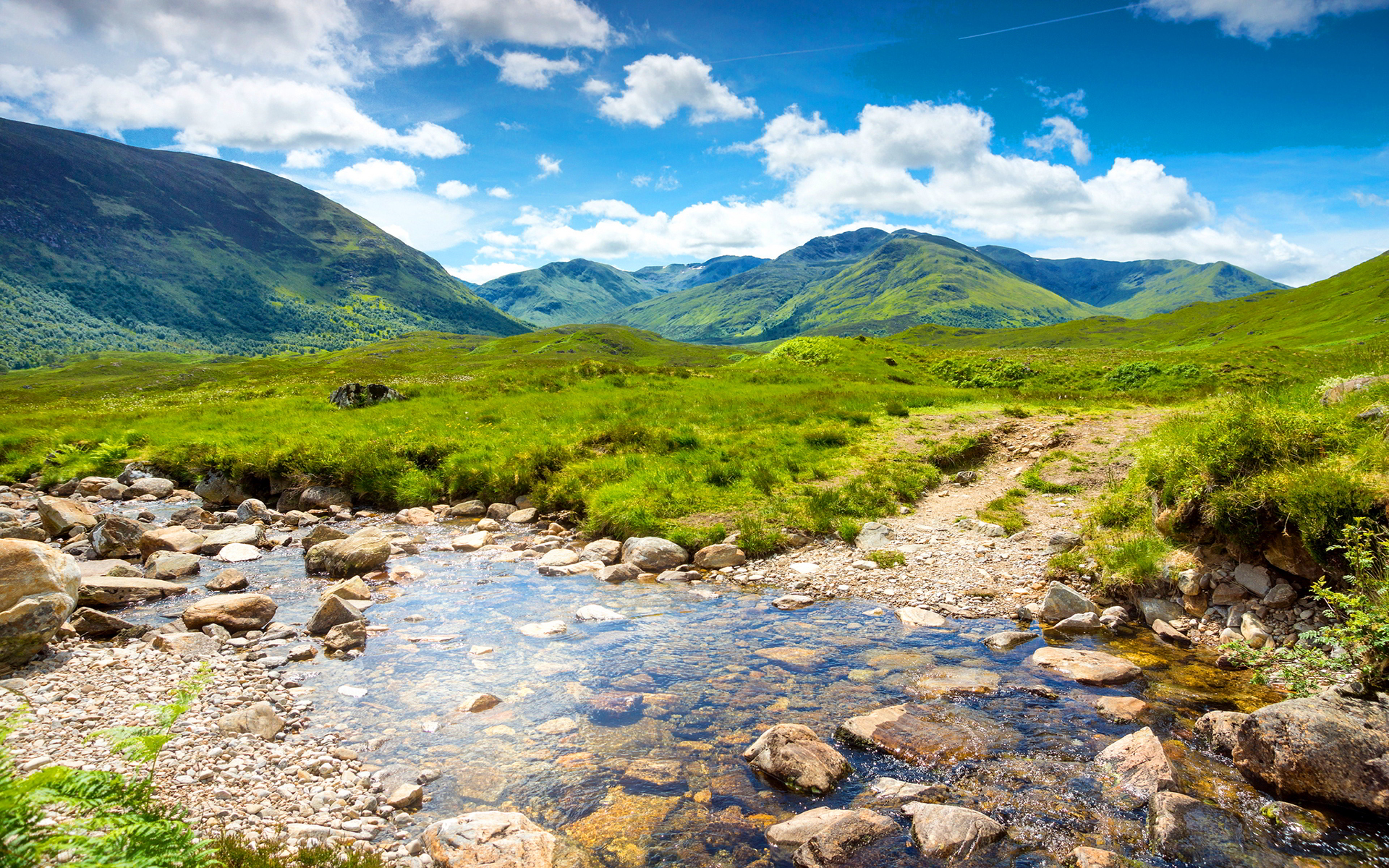 Green valley scotland