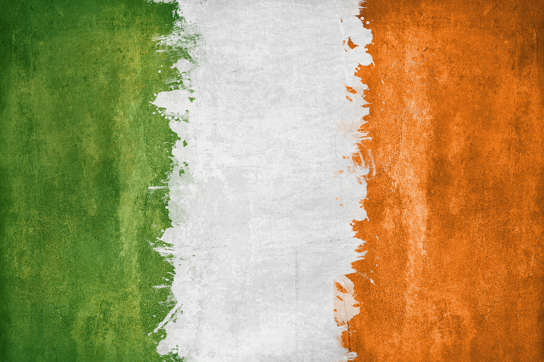 Irish Grunge Flag by Airborne2182