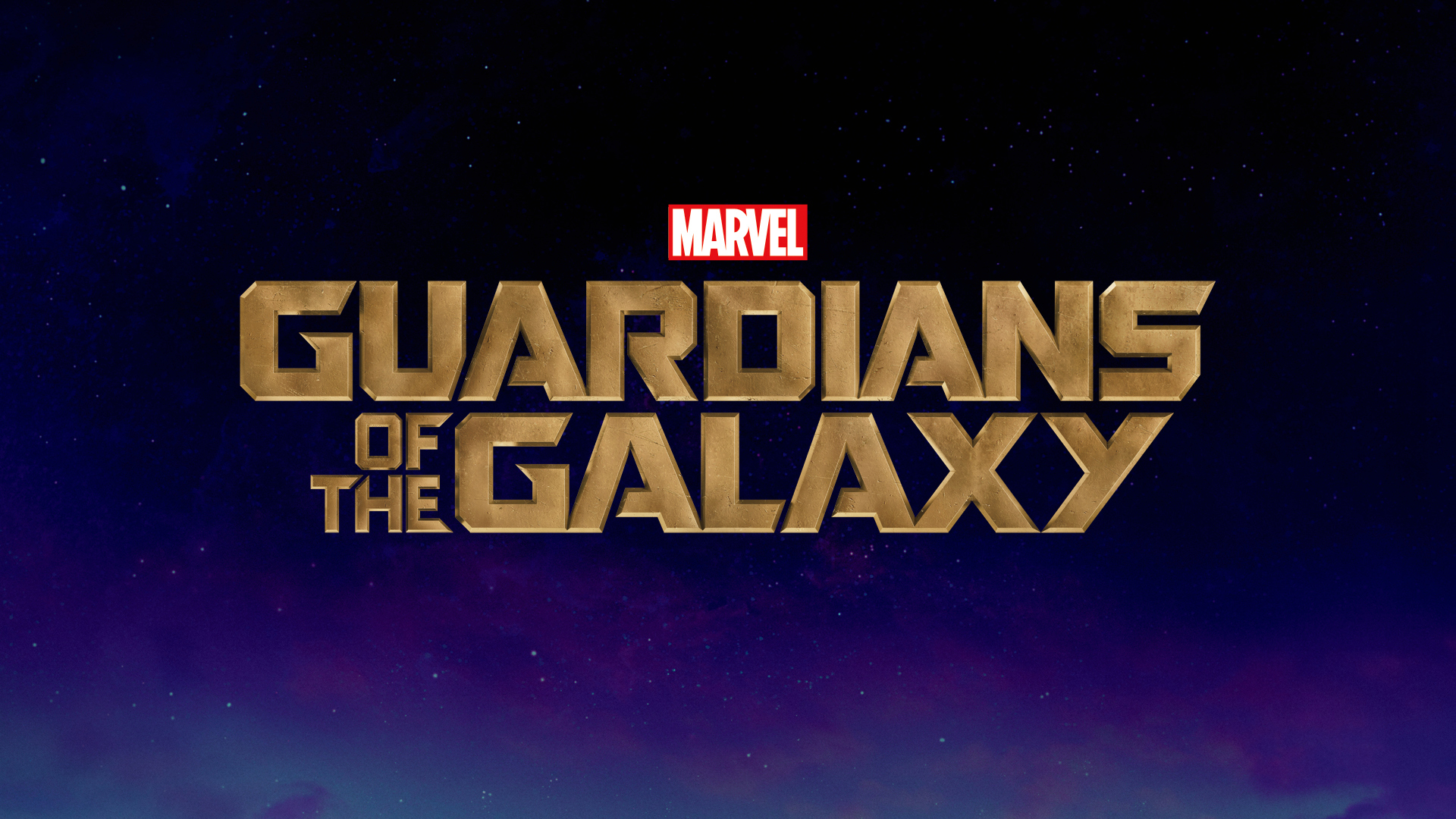 Guardians of the Galaxy Movie Logo HD 1920×1080