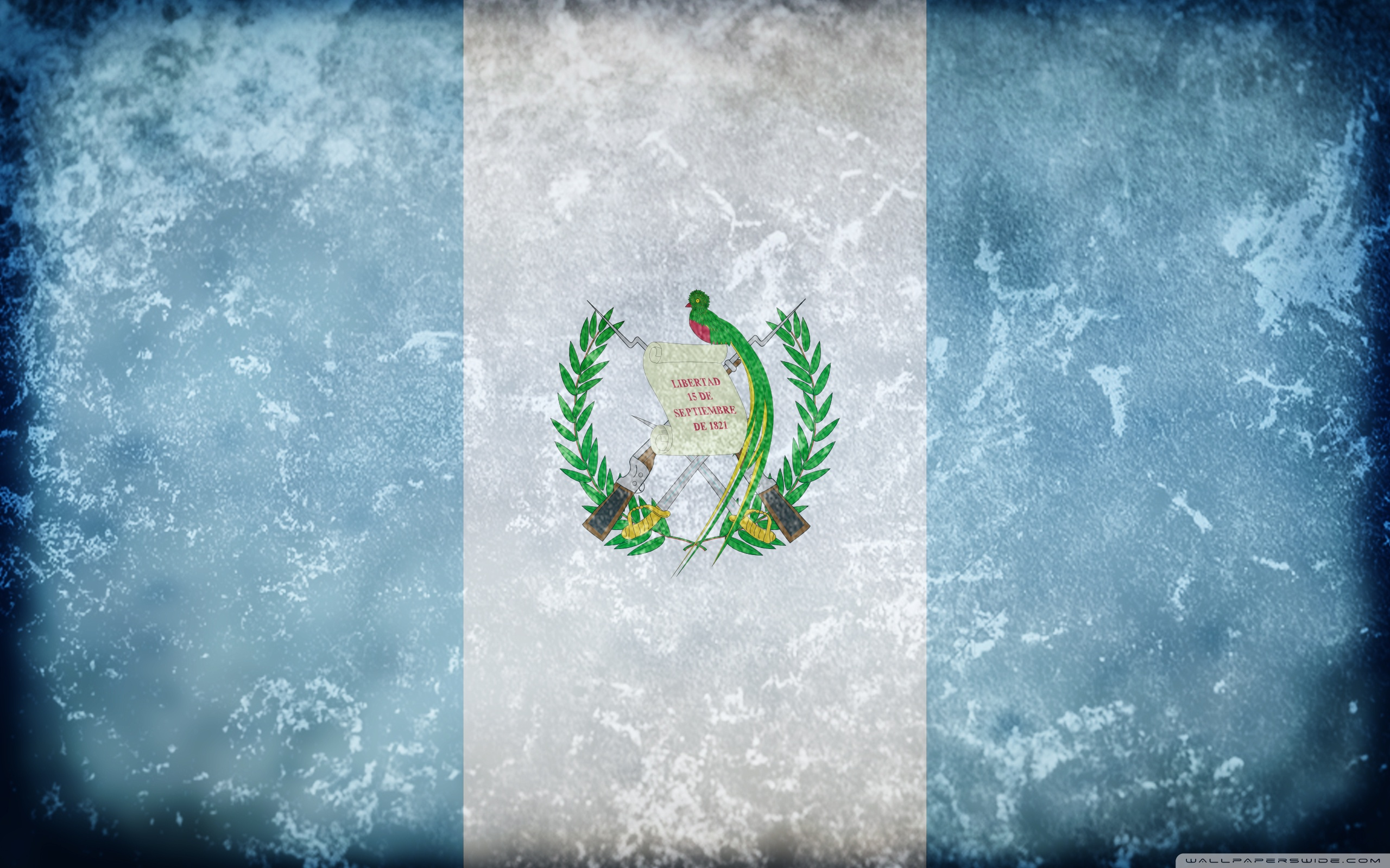 Guatemala Flag Wallpaper