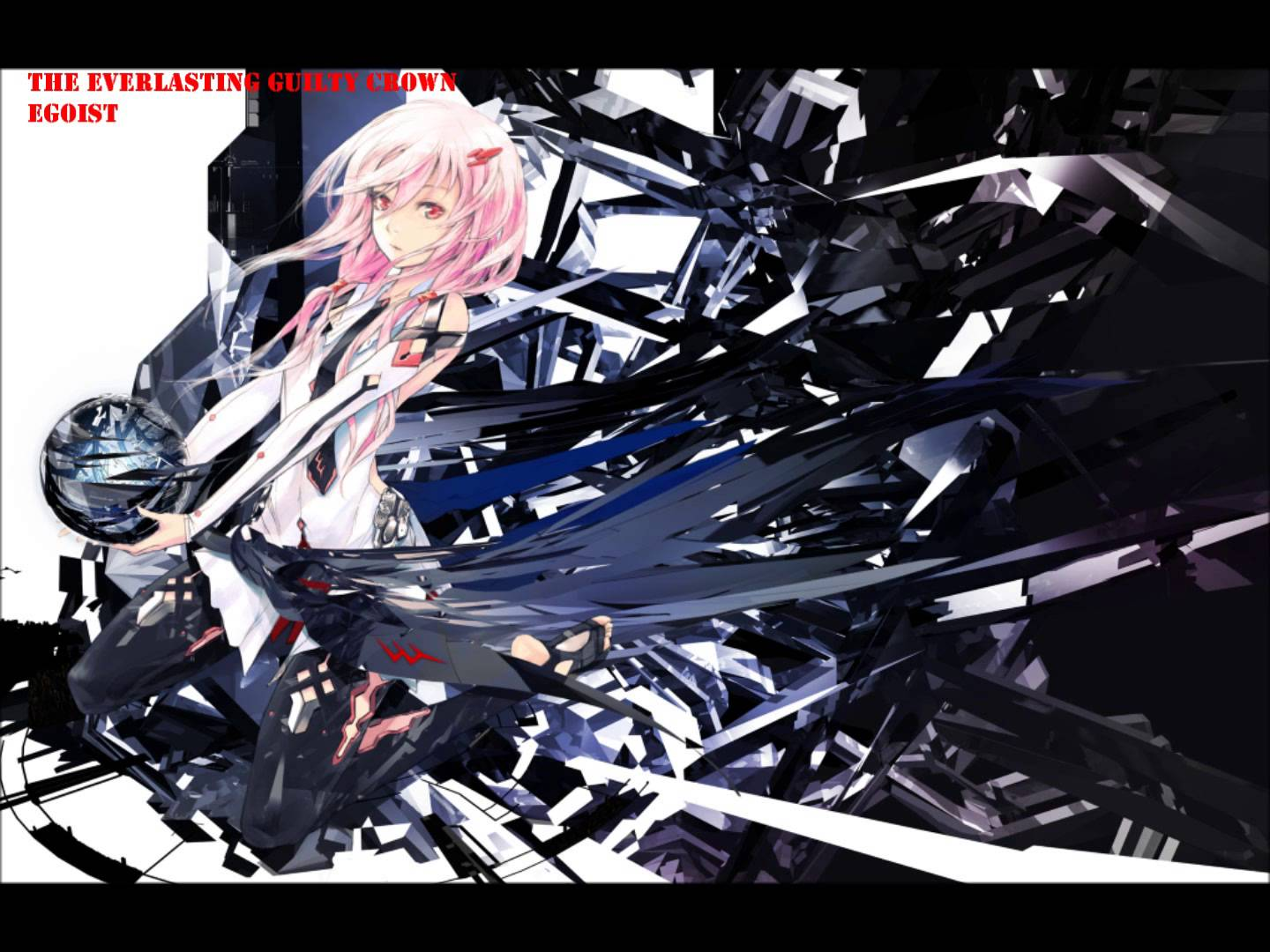The Everlasting Guilty Crown [EGOIST] with Lyrics