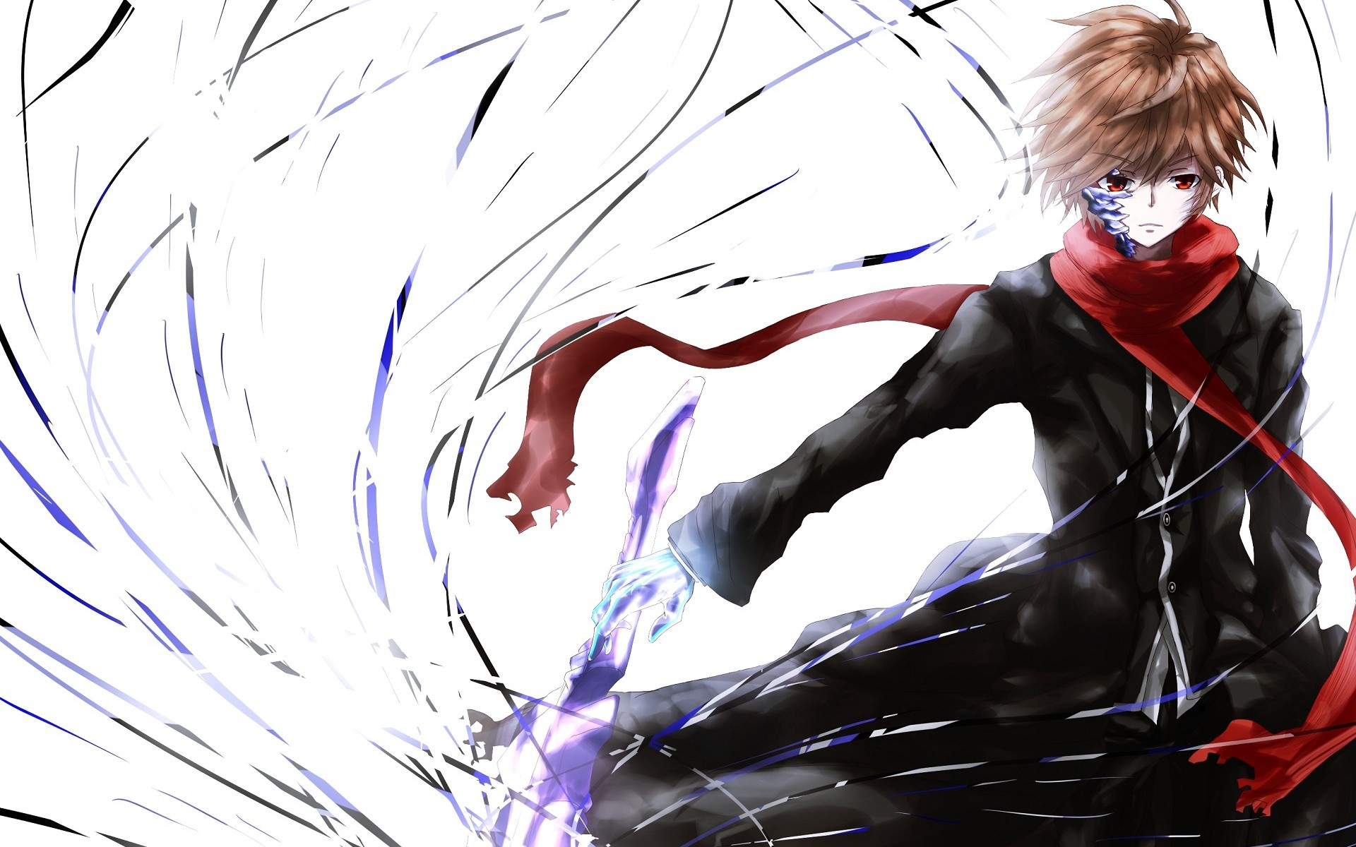 Guilty Crown Background