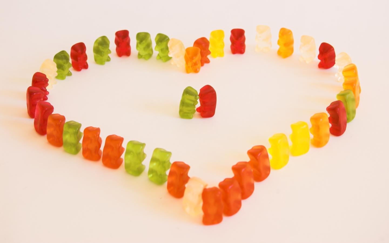 Gummy Bear ...