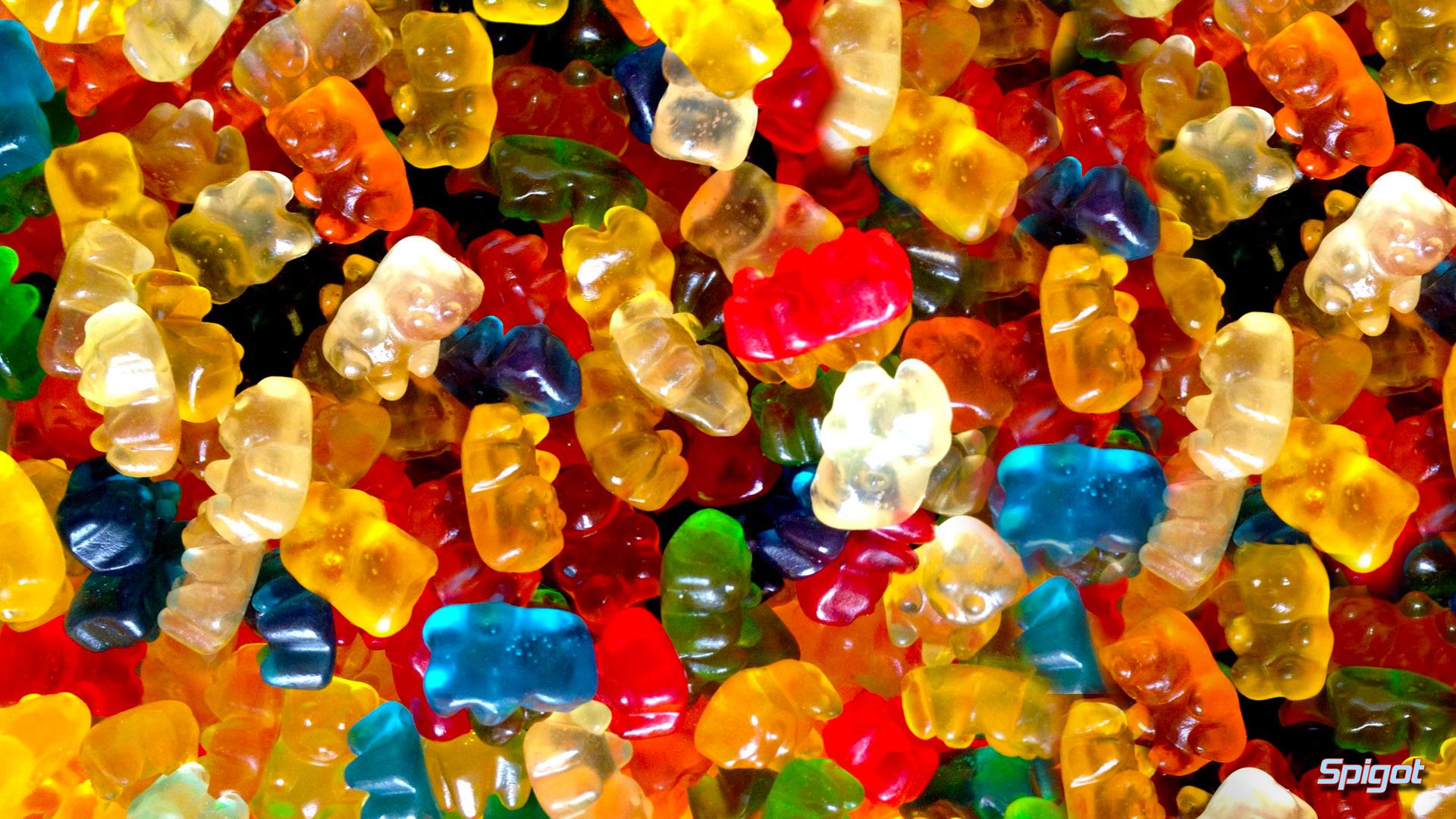 "gummy-bears. """