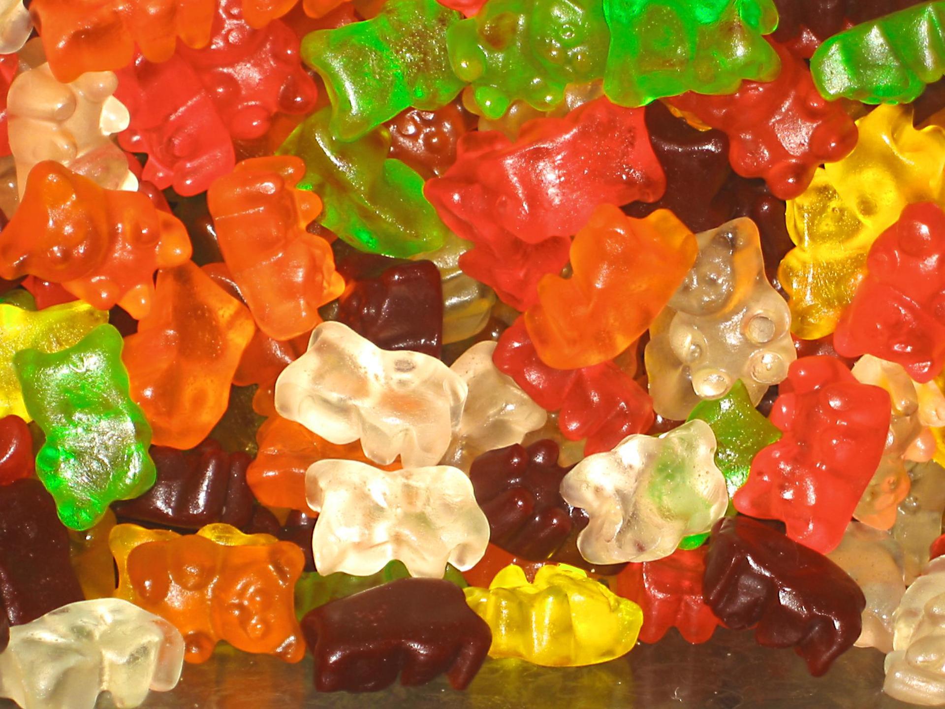 Gummy Bear Wallpaper 2810
