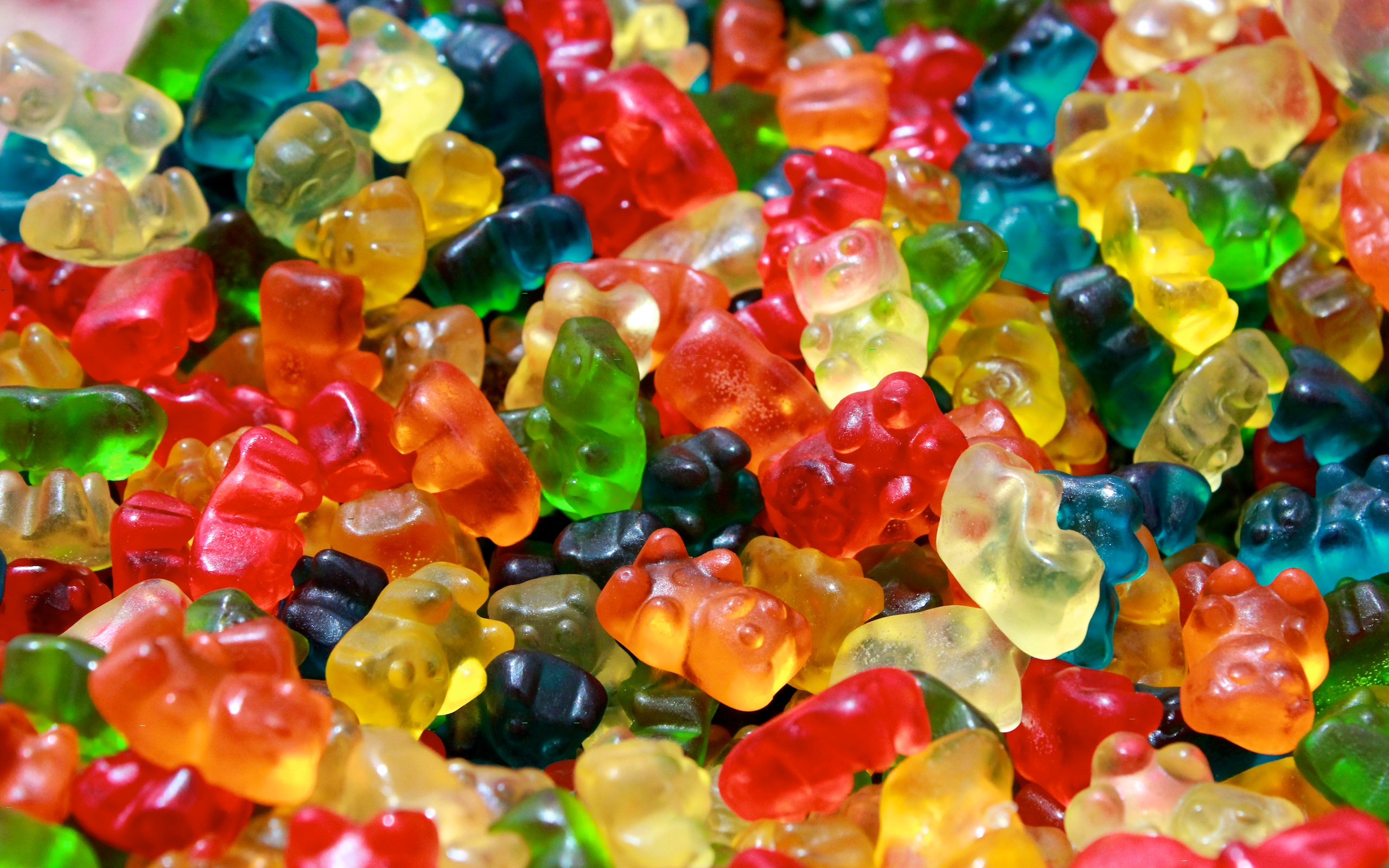 Gummy Bear Wallpaper 2560x1600 78609