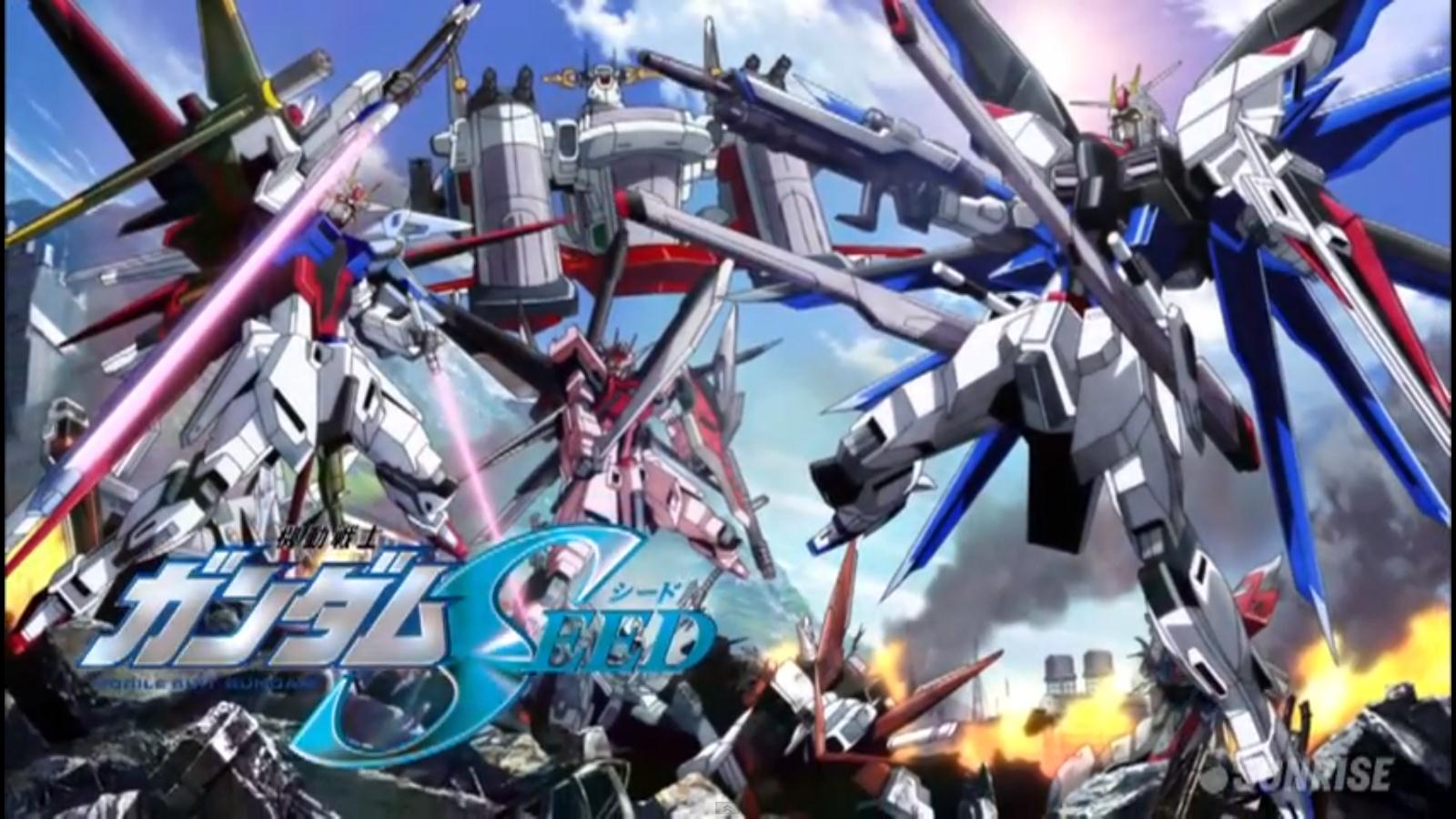 Mobile Suit Gundam Seed Remaster Episode The Nightmare Reborn