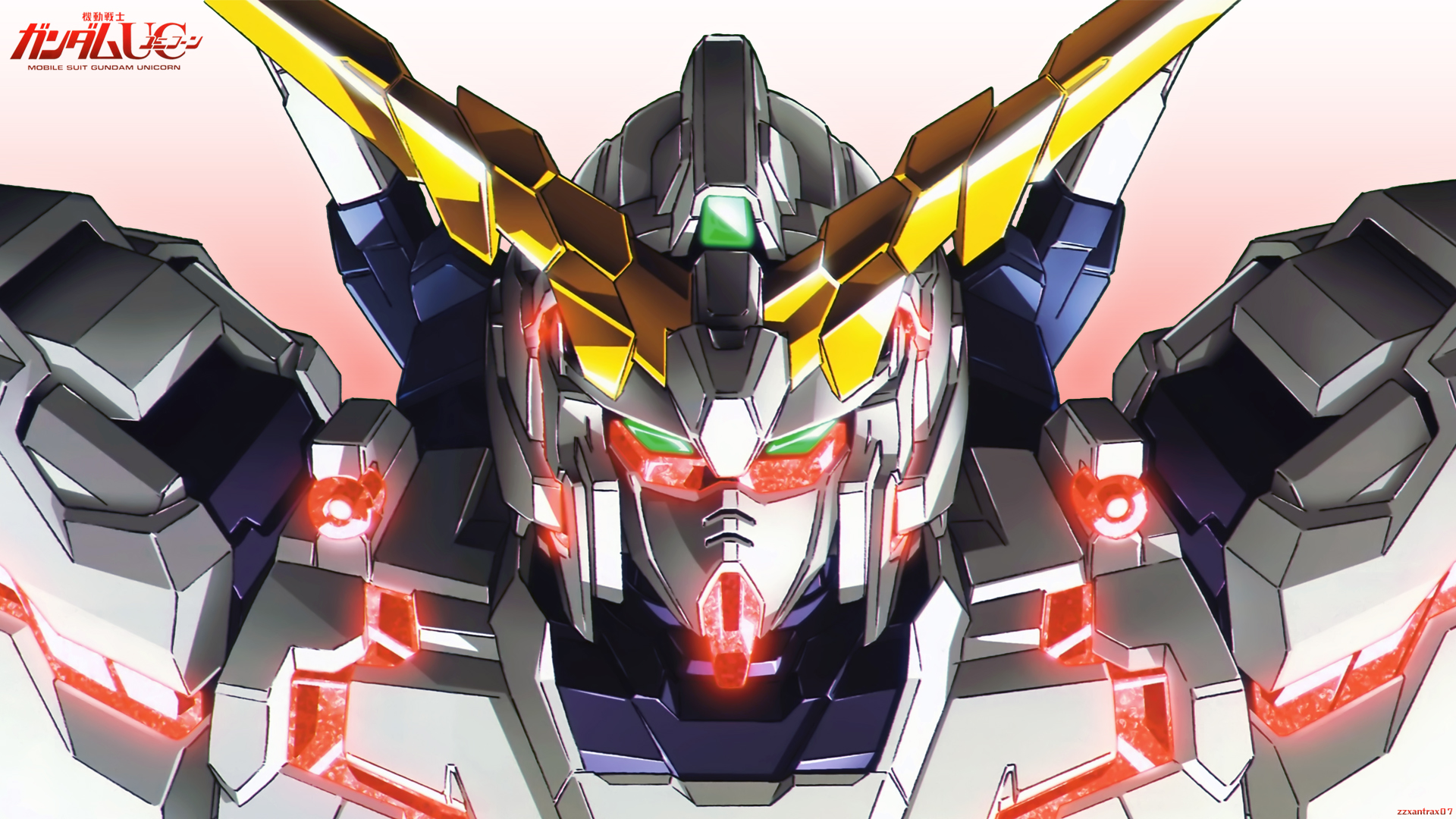 Gundam Res: 1920x1080 HD / Size:1057kb. Views: 52870
