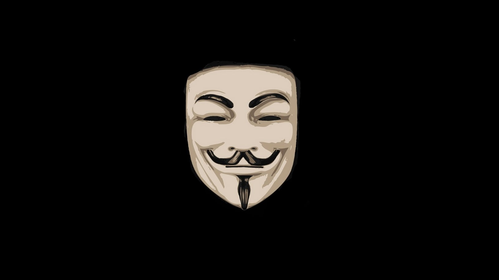 Today's mask is the 'Guy Fawkes' mask. Its a pretty loaded mask, but I'll do my best to drop some knowledge concisely.