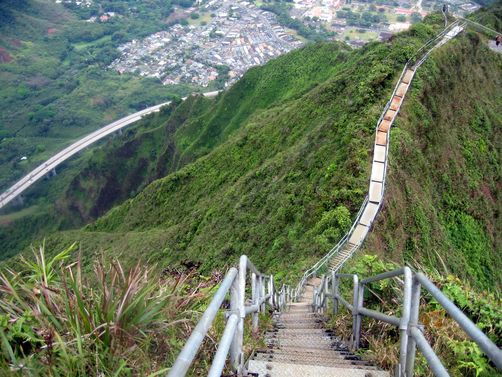 Haiku Stairs, Oahu