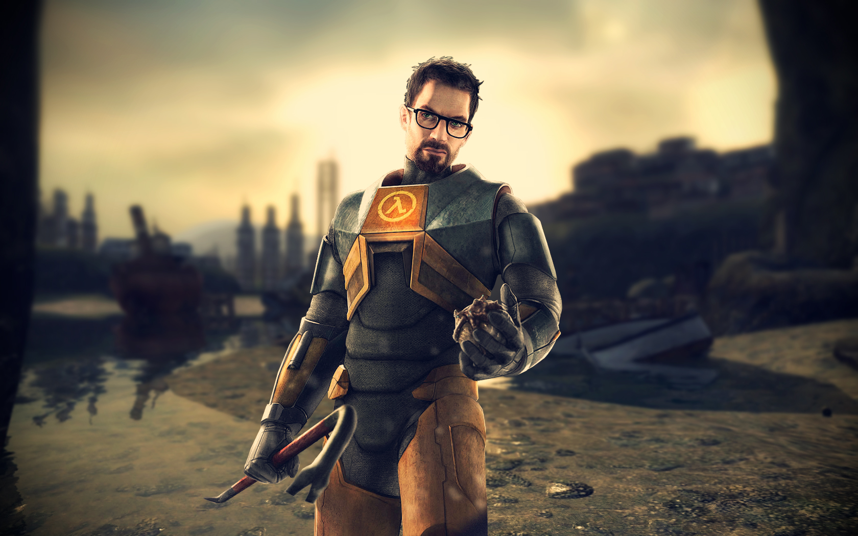 ... Half Life 2 Wallpapers ...