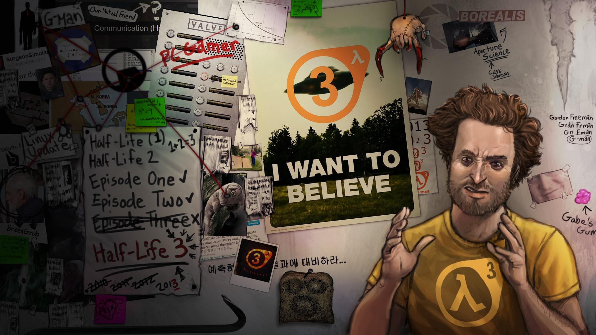 HD Wallpaper   Background ID:418312. 1920x1080 Video Game Half-life 3