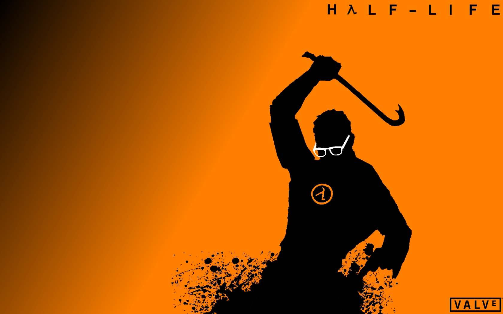 ... HD Wallpaper; Half Life Wallpaper