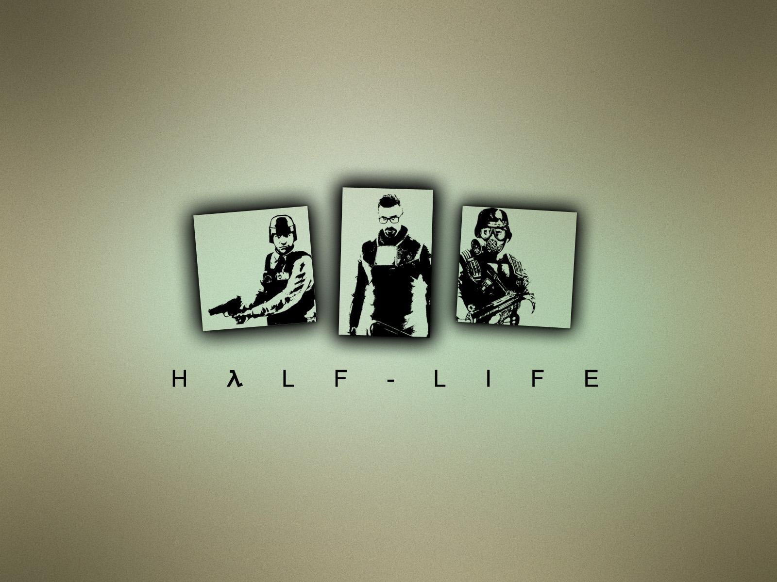 Half Life Wallpapers