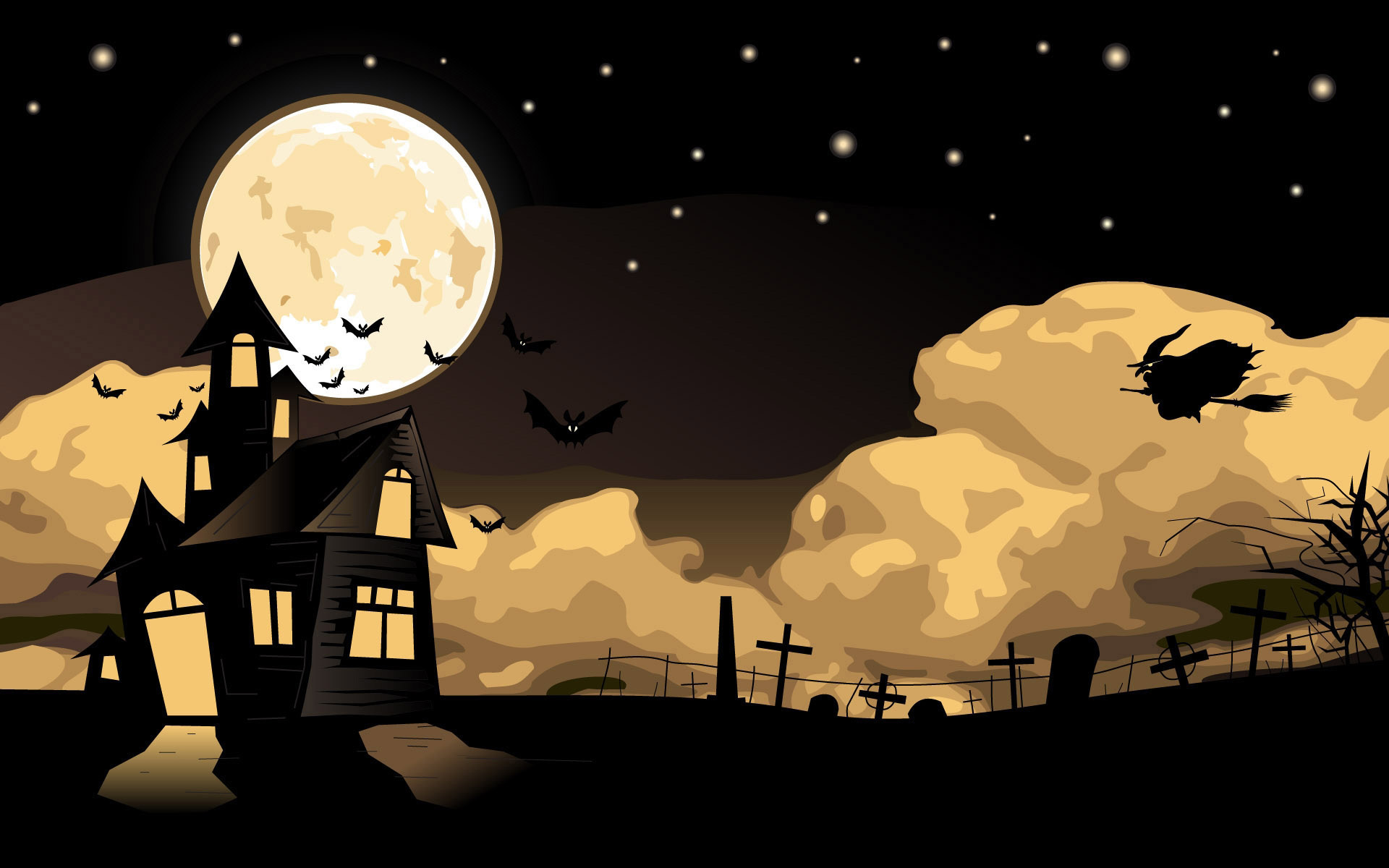 View And Download Halloween HD Wallpapers