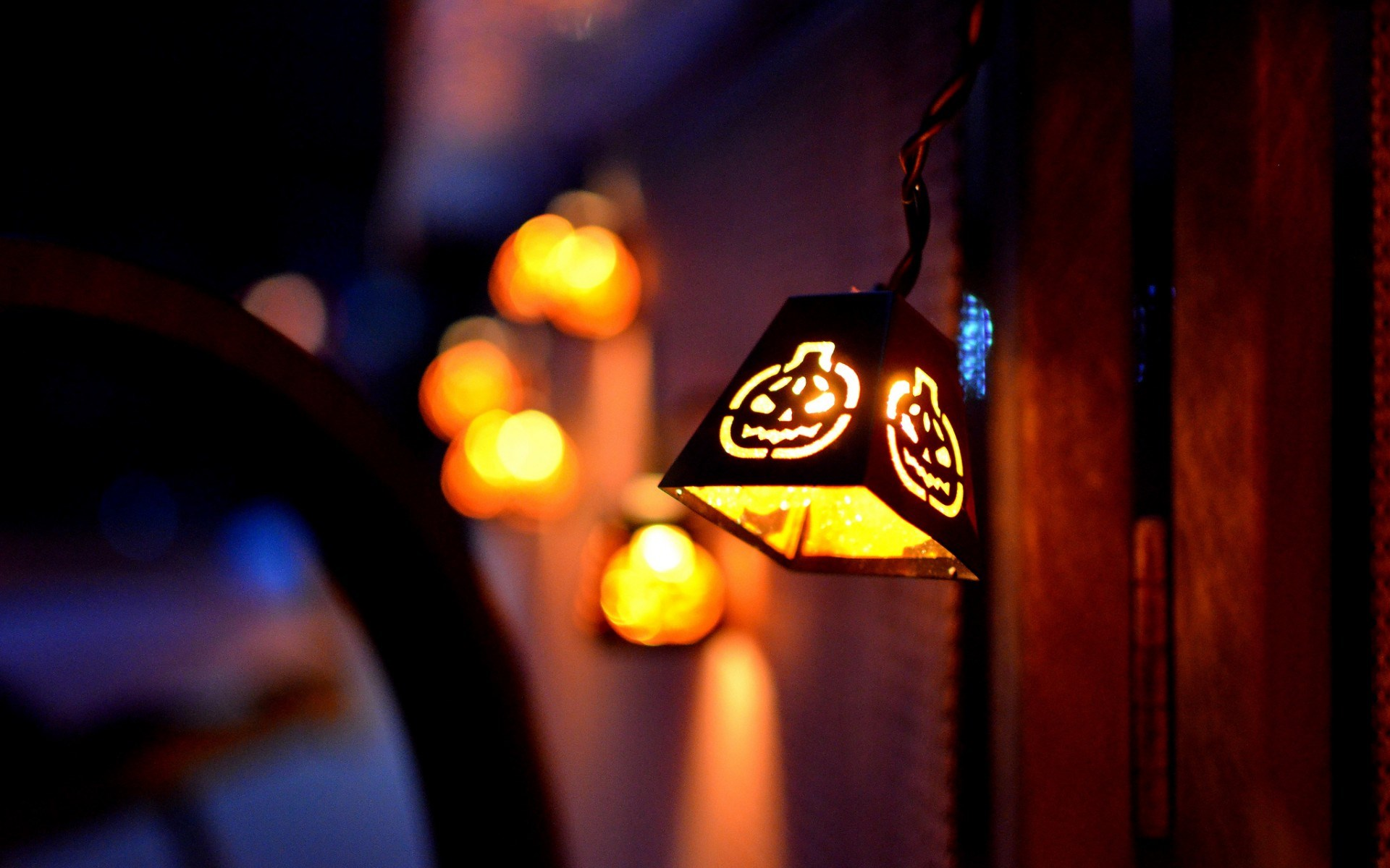 Halloween Holiday Lights
