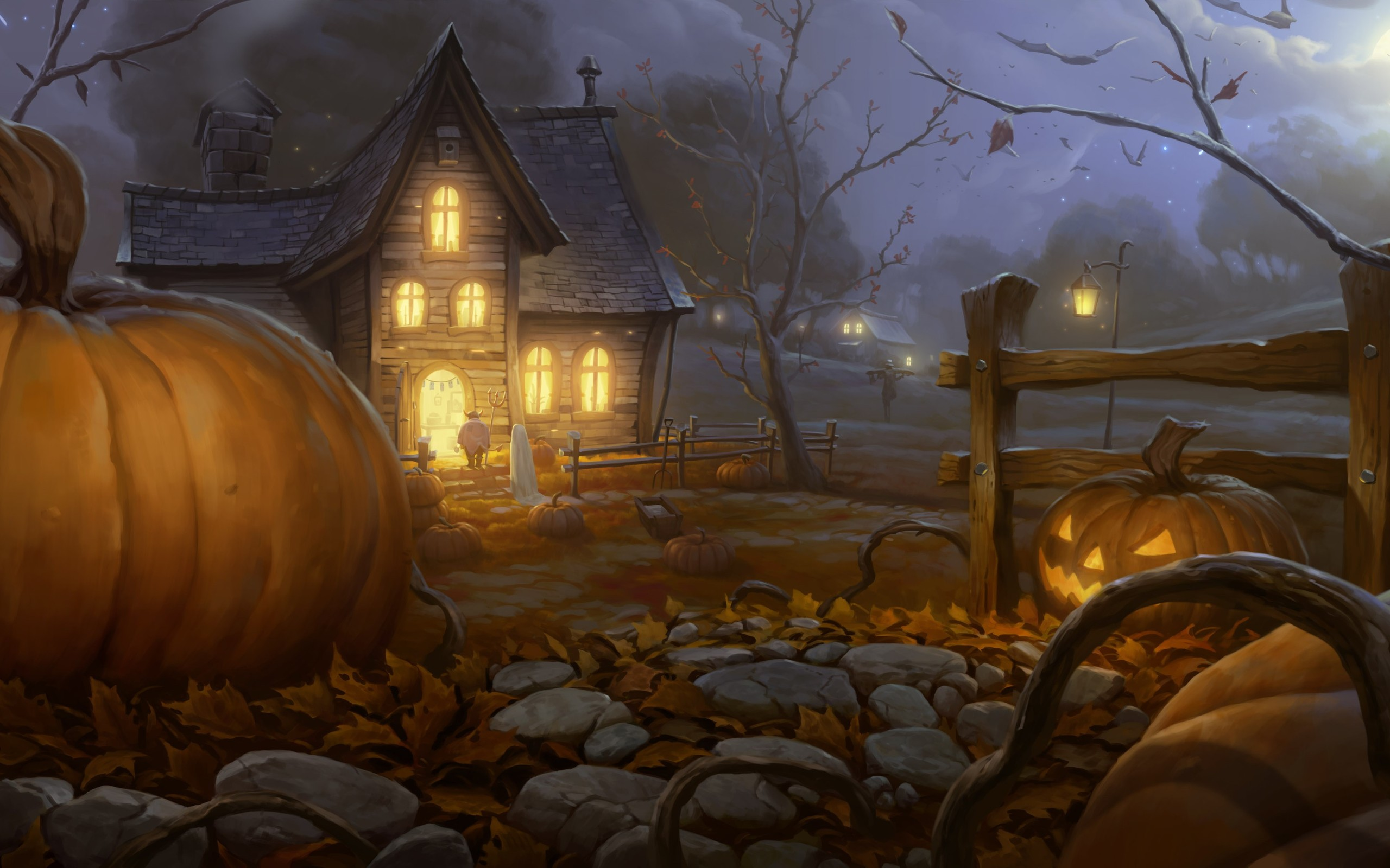 Halloween Downloads wallpaper | 1680x1050 | #26467