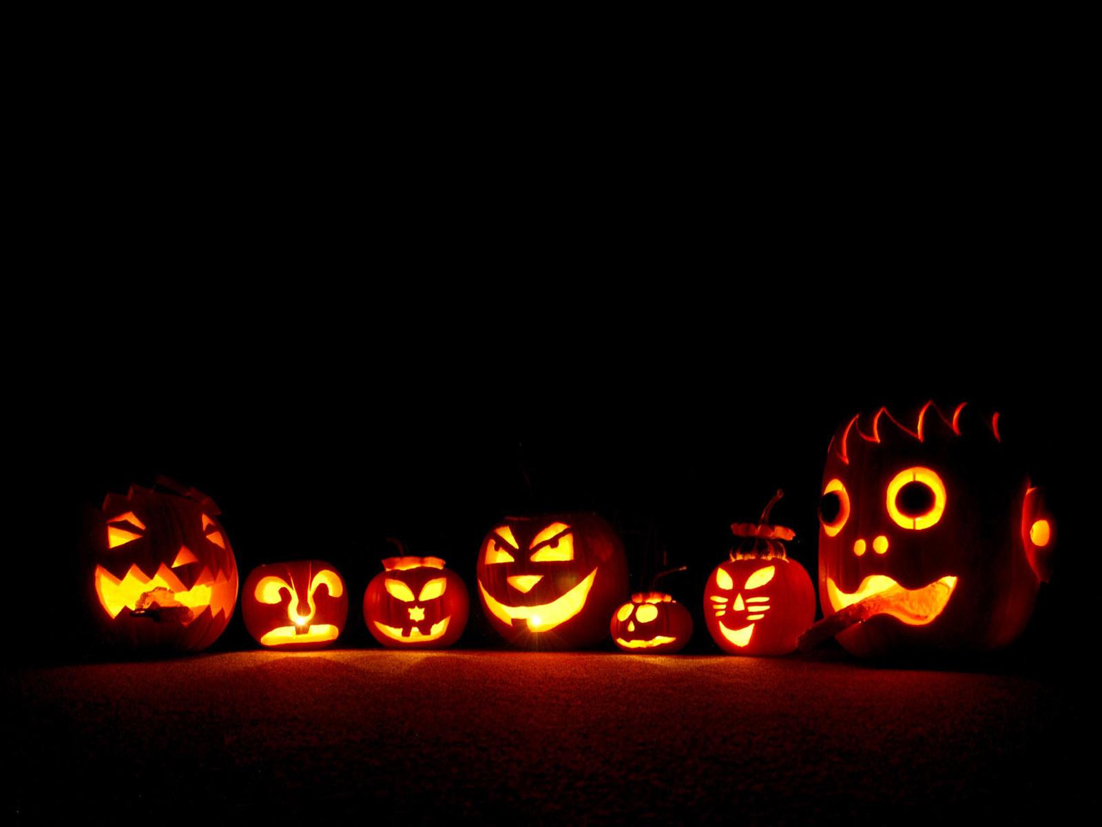 ... Creative-Halloween-Pumpkins-Wallpaper ...