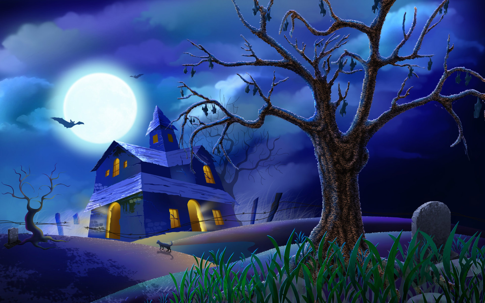 Halloween Screensavers 21639
