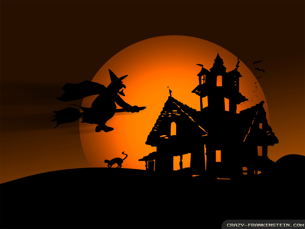 Wallpaper: Halloween Witch arrived wallpapers