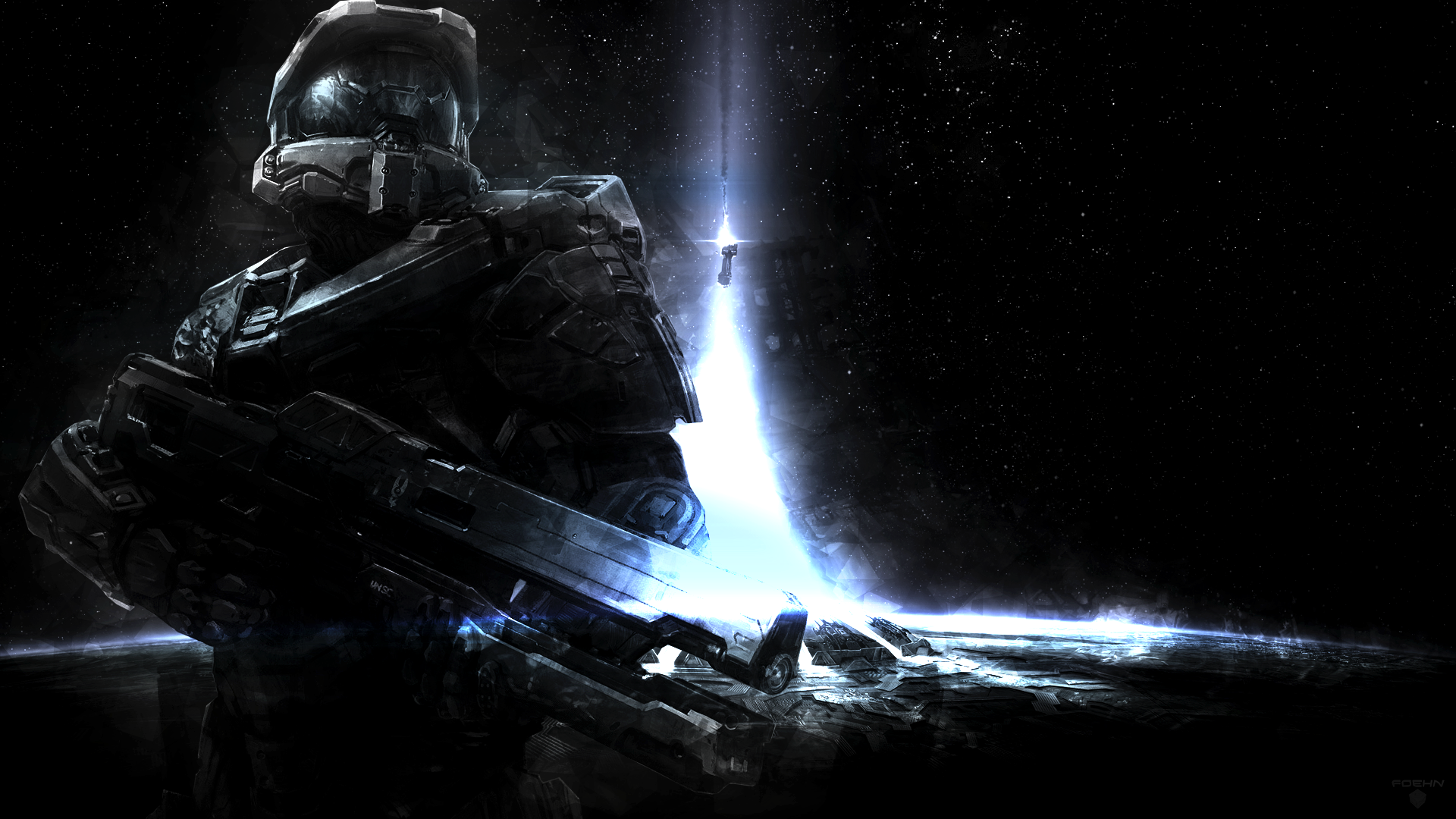 Halo 4 wallpaper | 1920x1080 | #52409