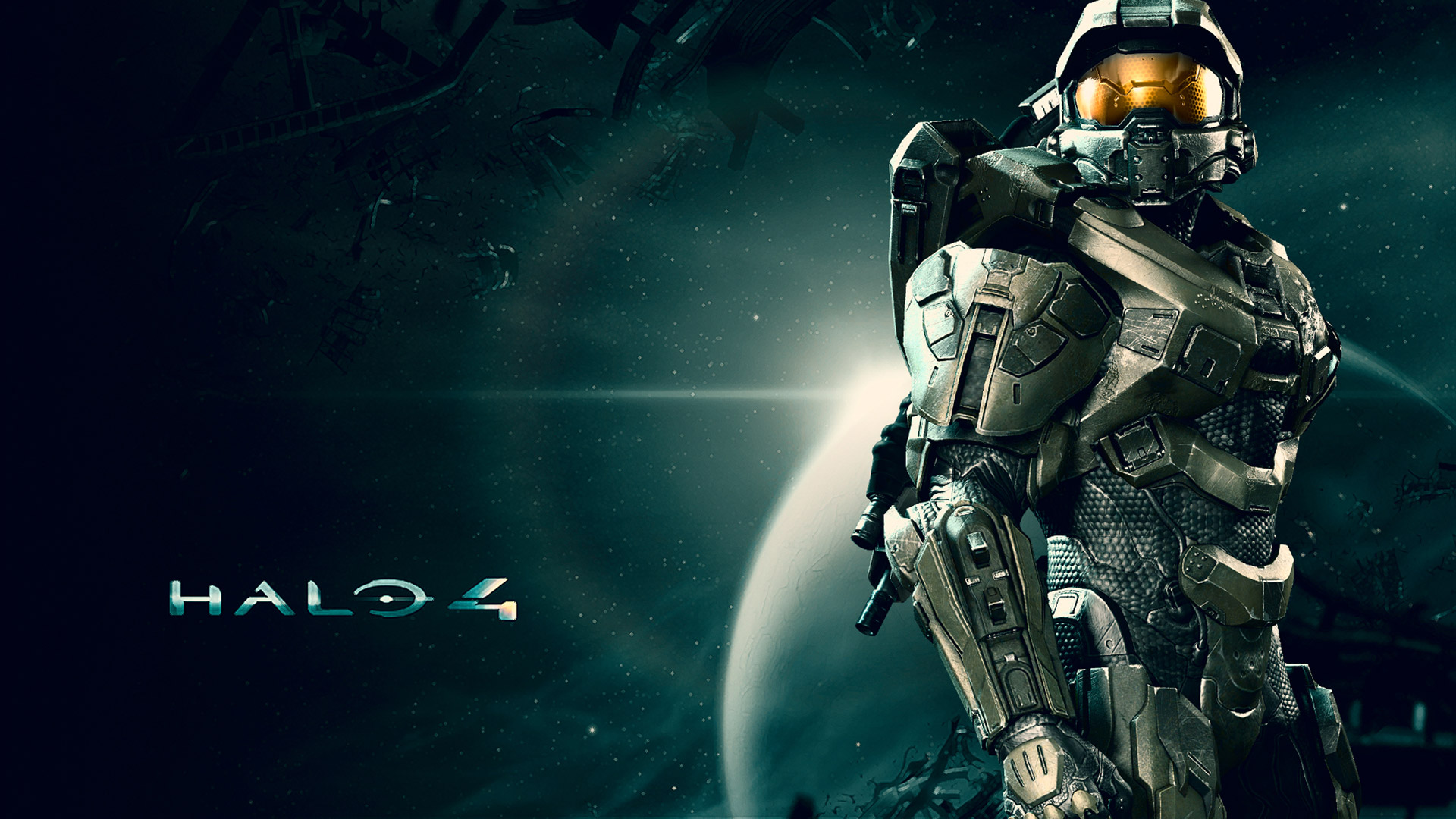 Halo Wallpaper In 1920x1080px