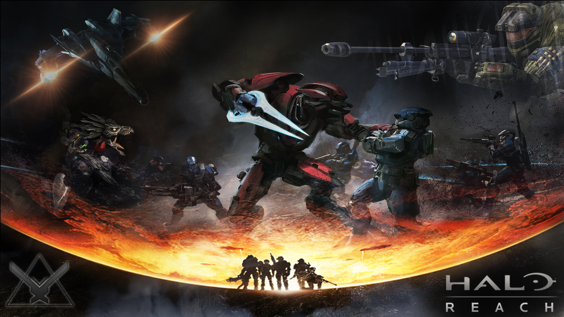 Halo Reach Pictures