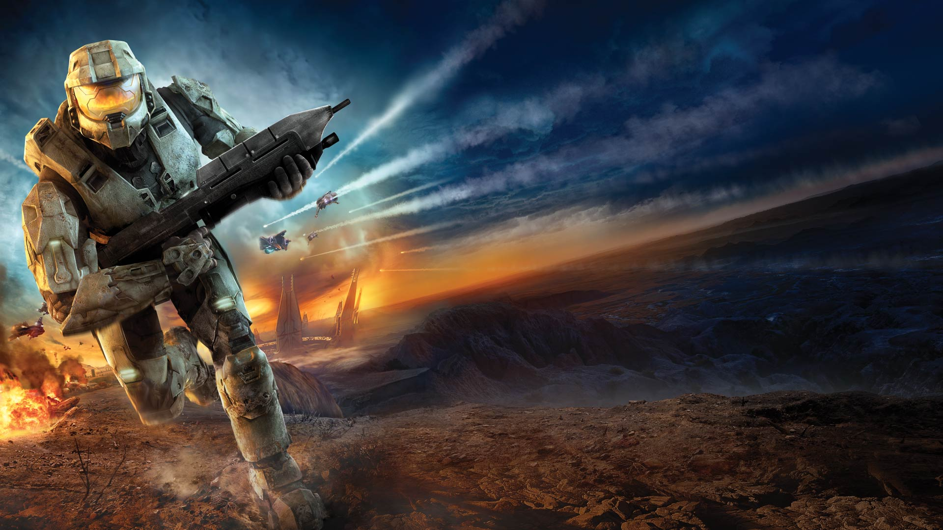 Halo Wallpaper Widescreen Downloads