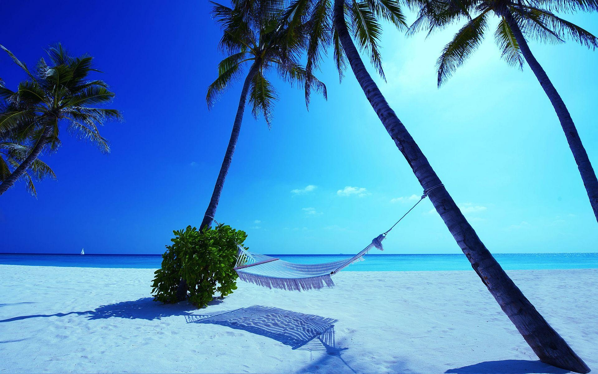 Hammock Maldives Beach