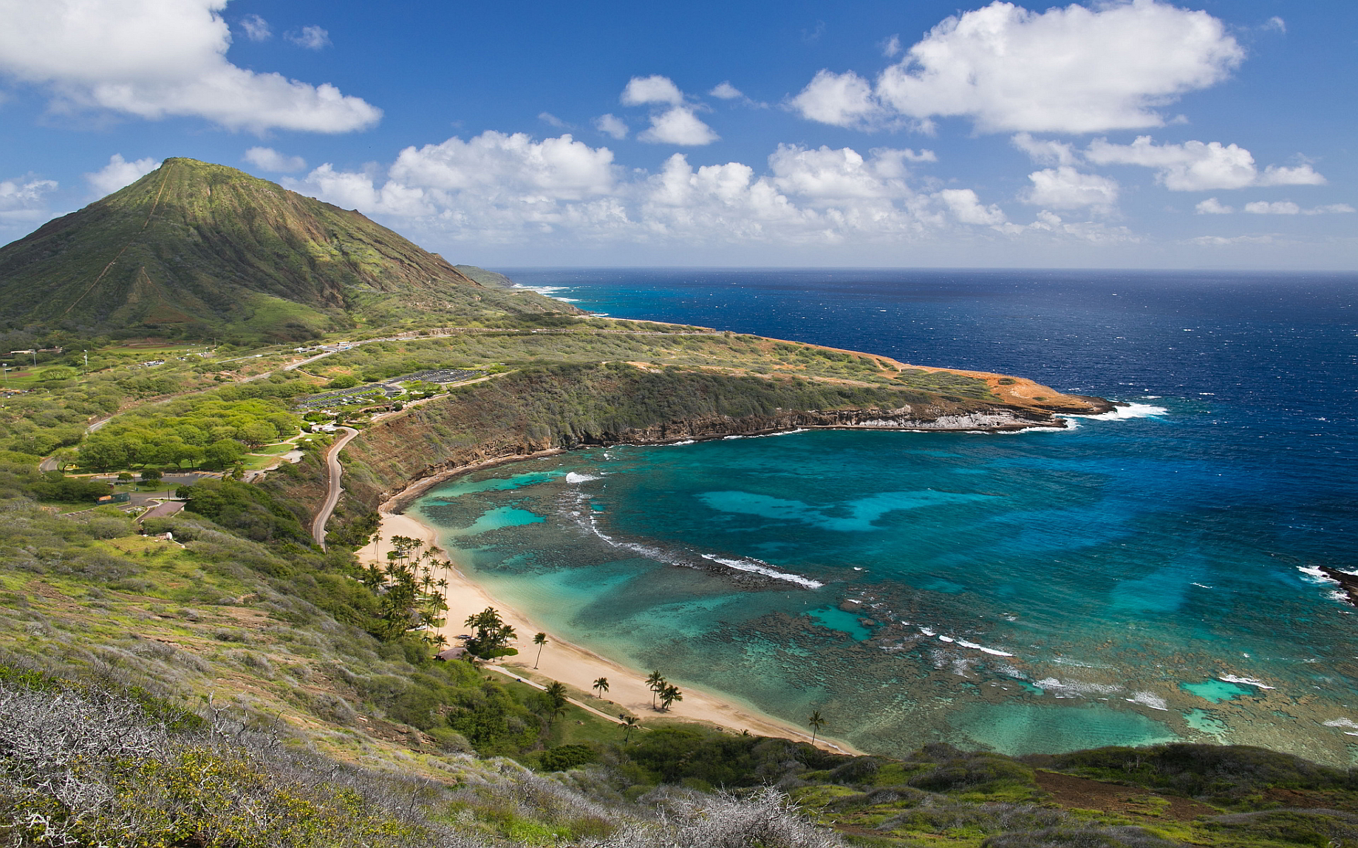 Hanauma bay ohao hawaii