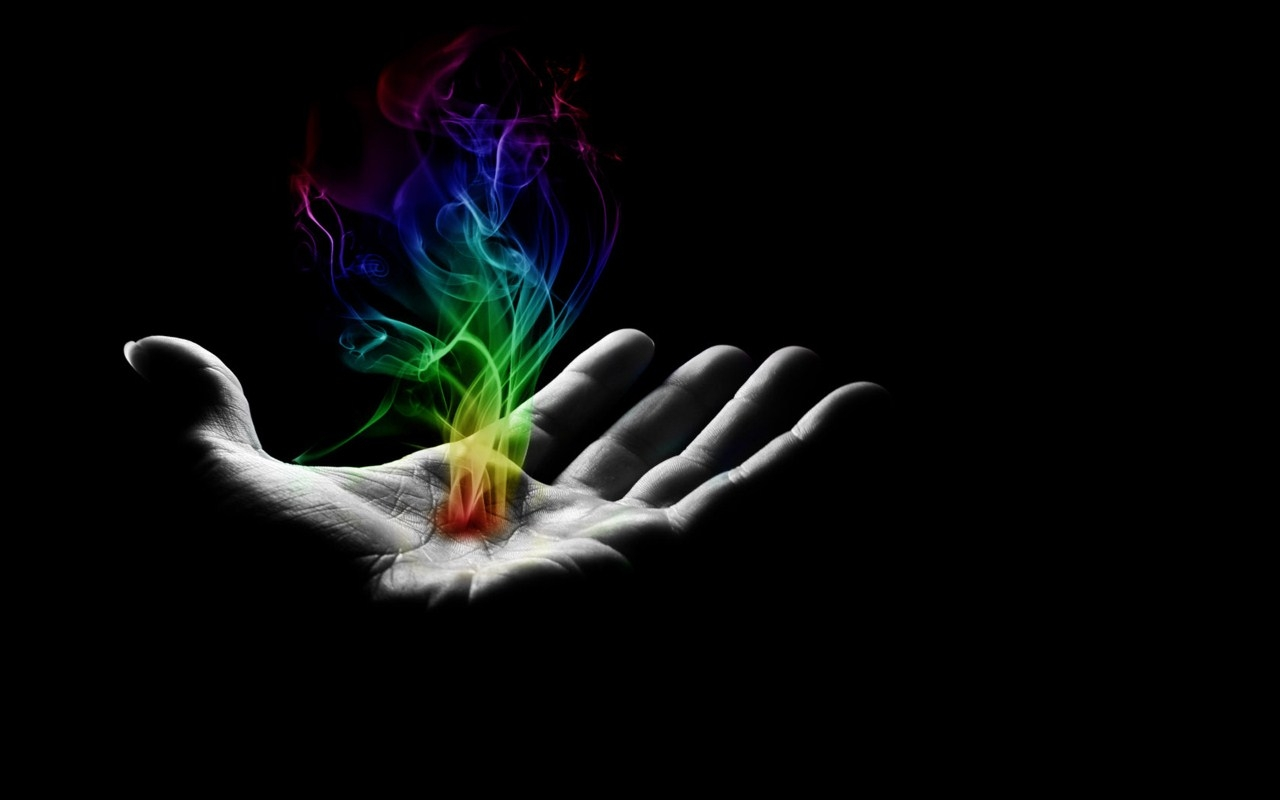 Hand HD Wallpaper