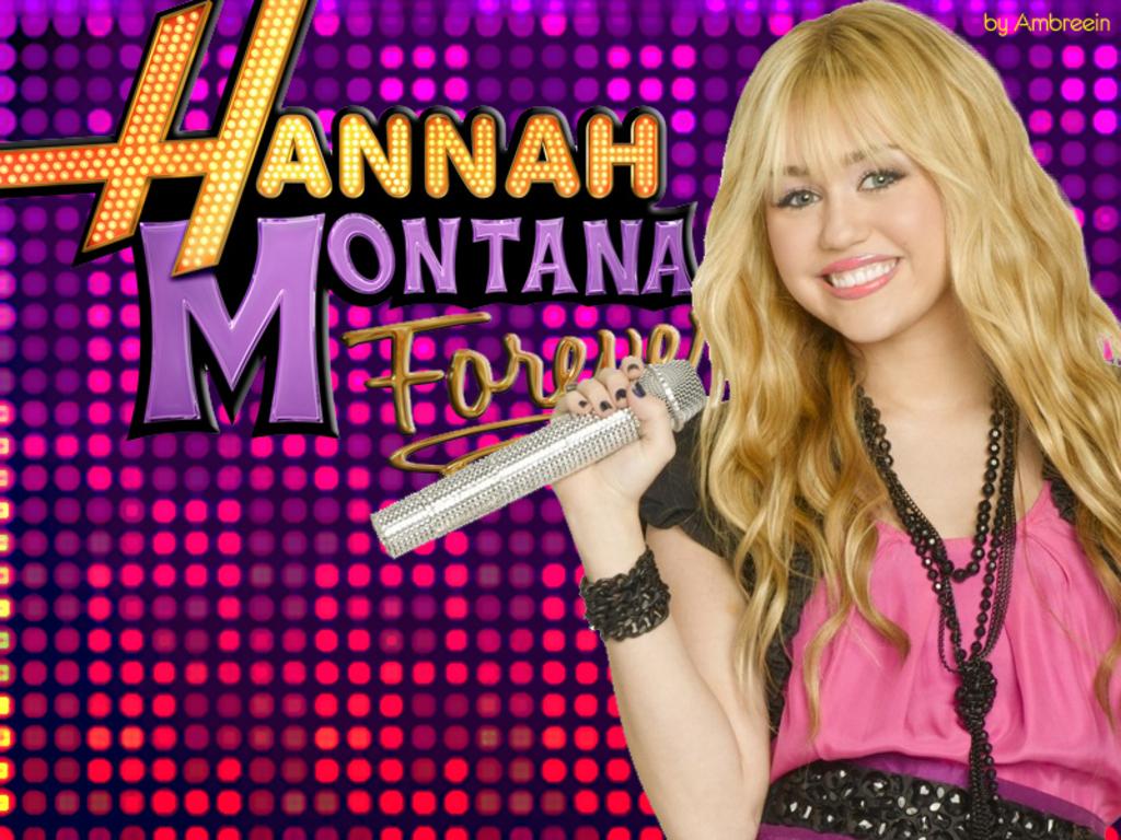 Hannah Montana Forever hannah montana forever