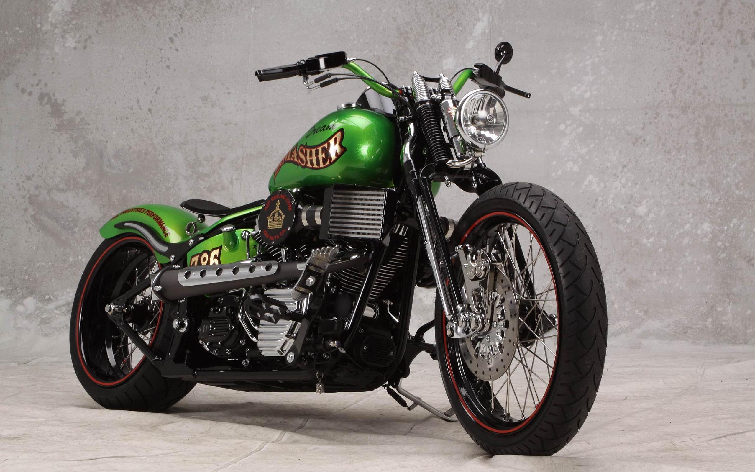 Harley Davidson Smasher