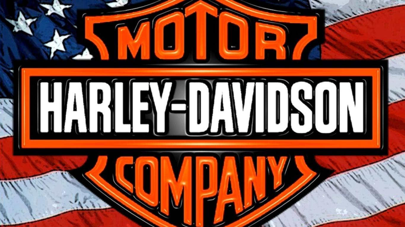 Cool Harley Davidson Logo Wallpaper Widescreen