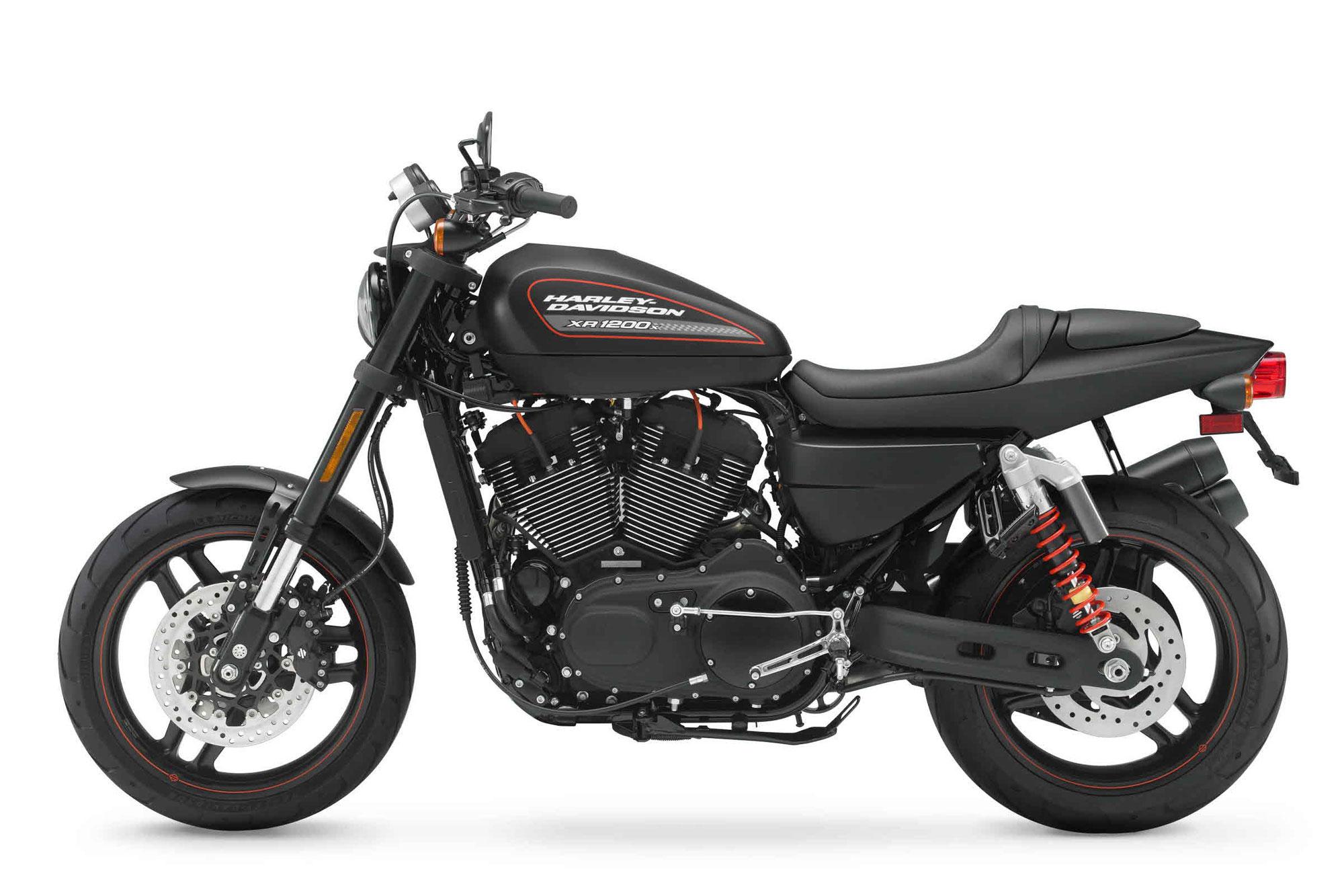 2012 Harley-Davidson XR1200X