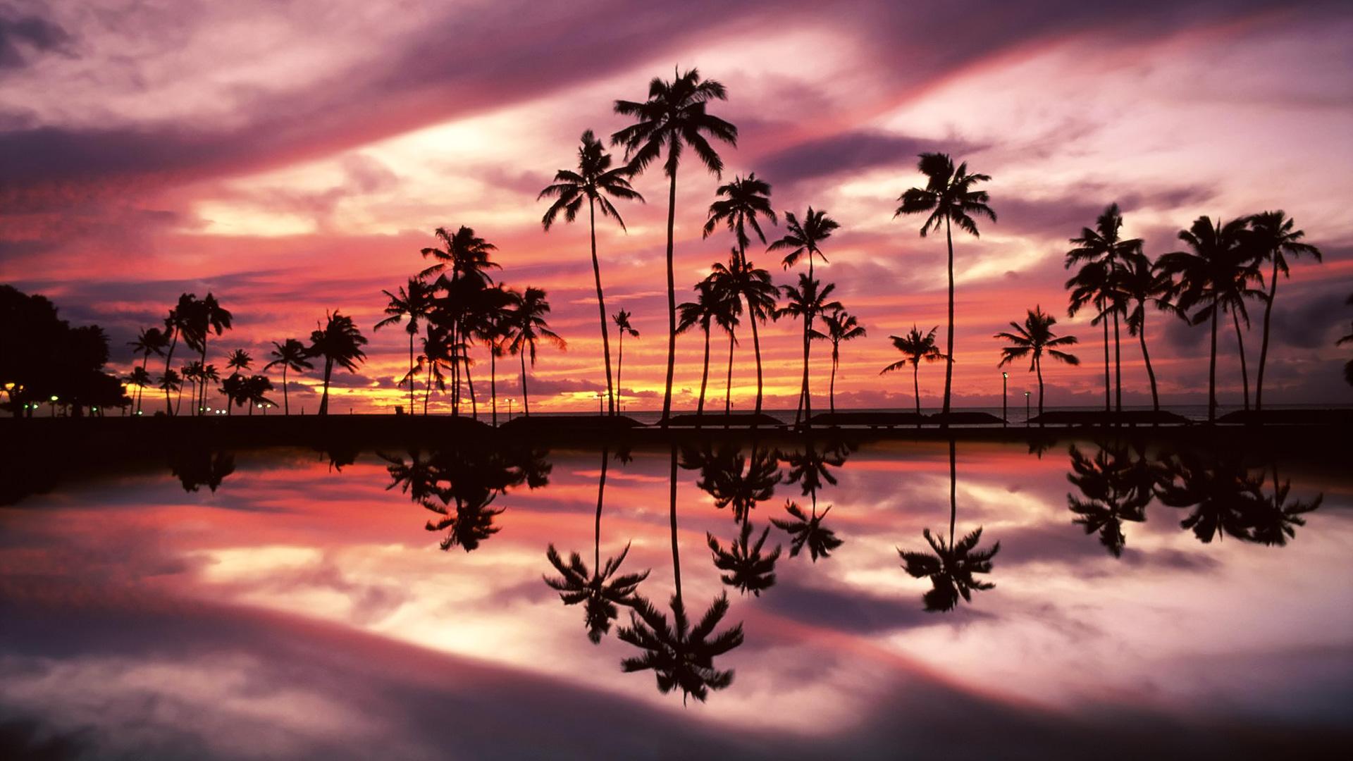 hawaii beach night #2